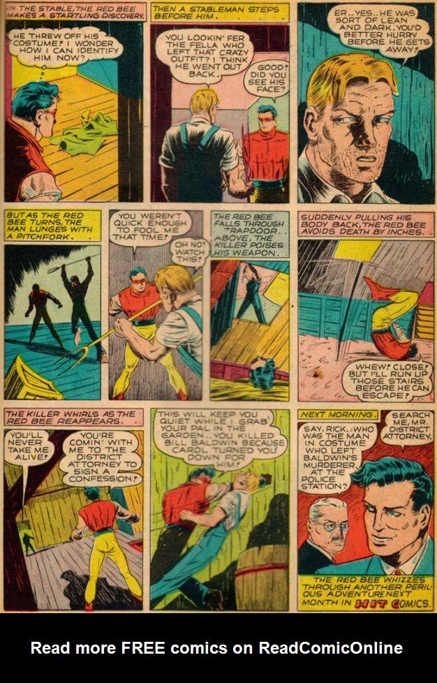 Read online Hit Comics comic -  Issue #14 - 39