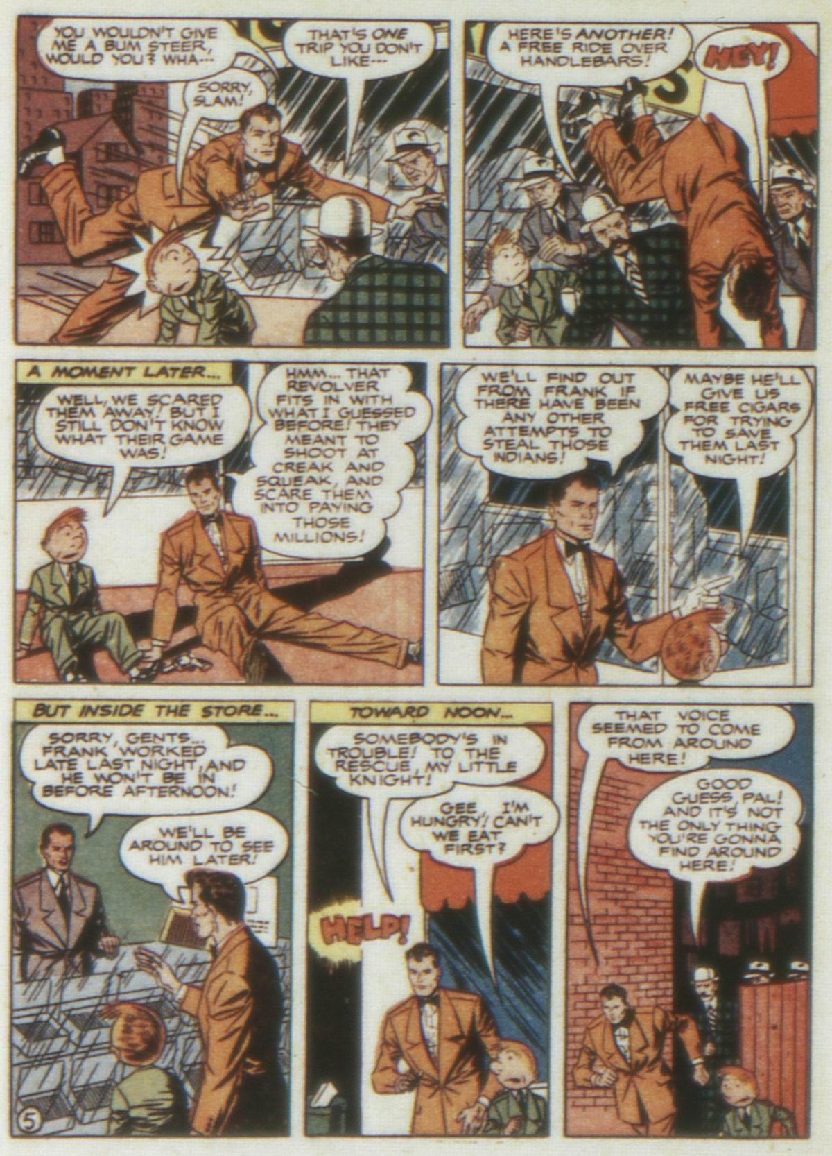 Read online Detective Comics (1937) comic -  Issue #74 - 62
