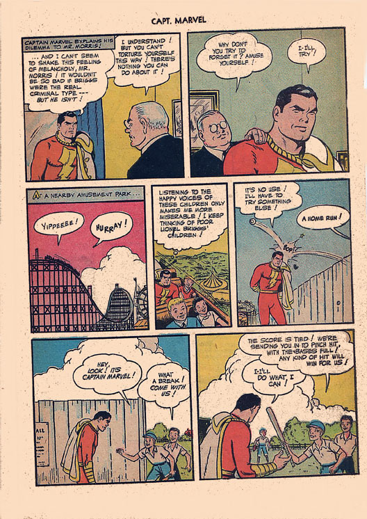 Captain Marvel Adventures issue 89 - Page 16