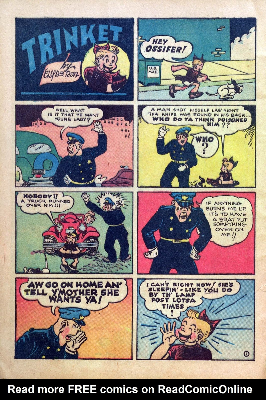 Read online Joker Comics comic -  Issue #1 - 14