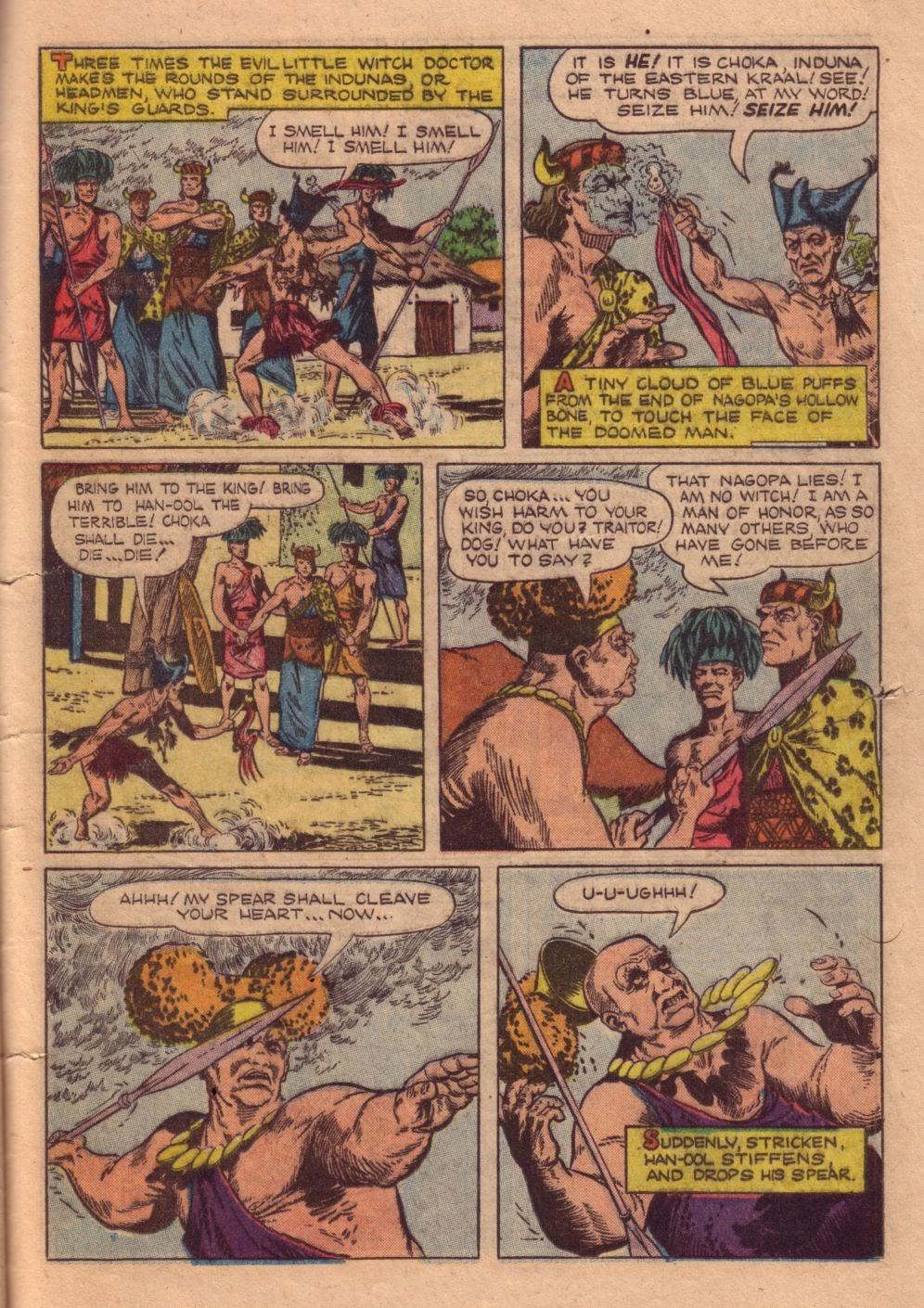 Tarzan (1948) issue 40 - Page 45