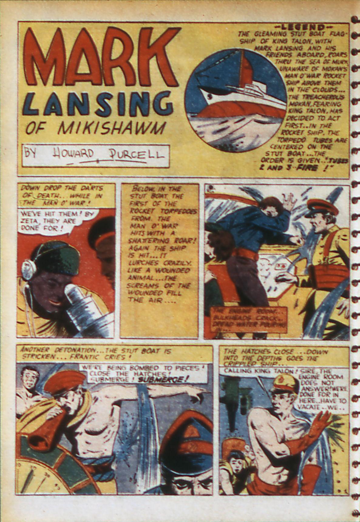 Read online Adventure Comics (1938) comic -  Issue #56 - 21