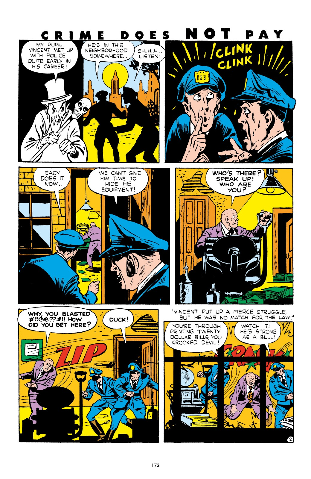 Read online Crime Does Not Pay Archives comic -  Issue # TPB 4 (Part 2) - 72