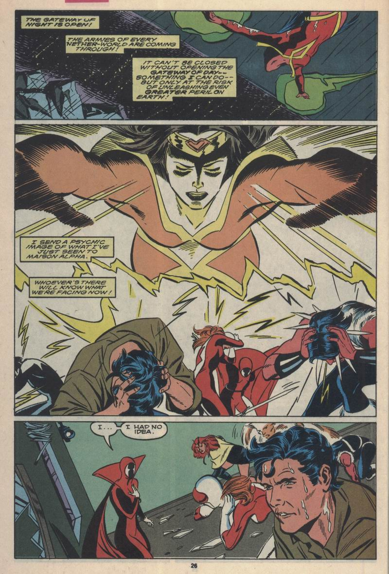 Read online Alpha Flight (1983) comic -  Issue #84 - 21