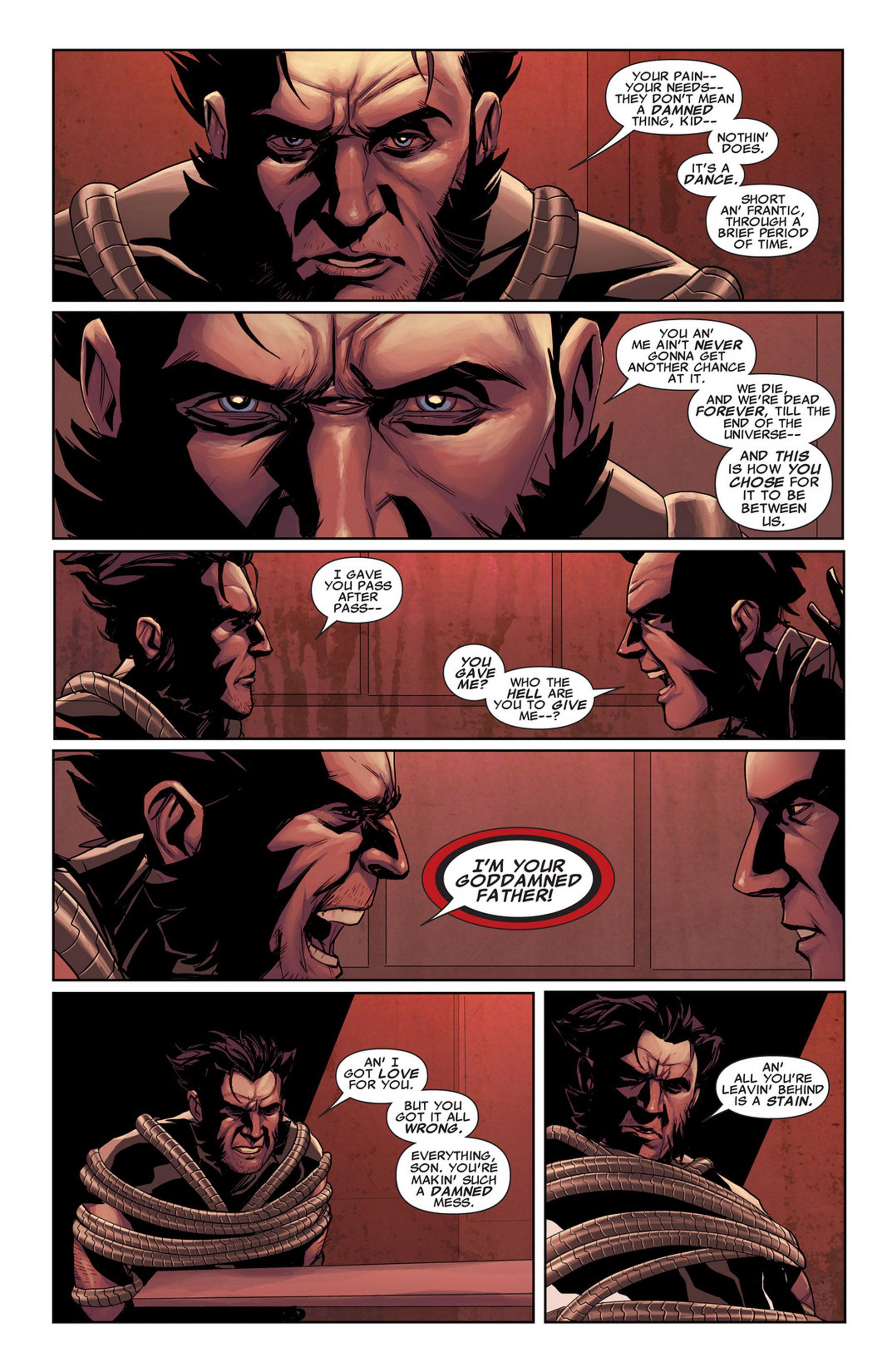 Uncanny X-Force (2010) #33 #35 - English 9
