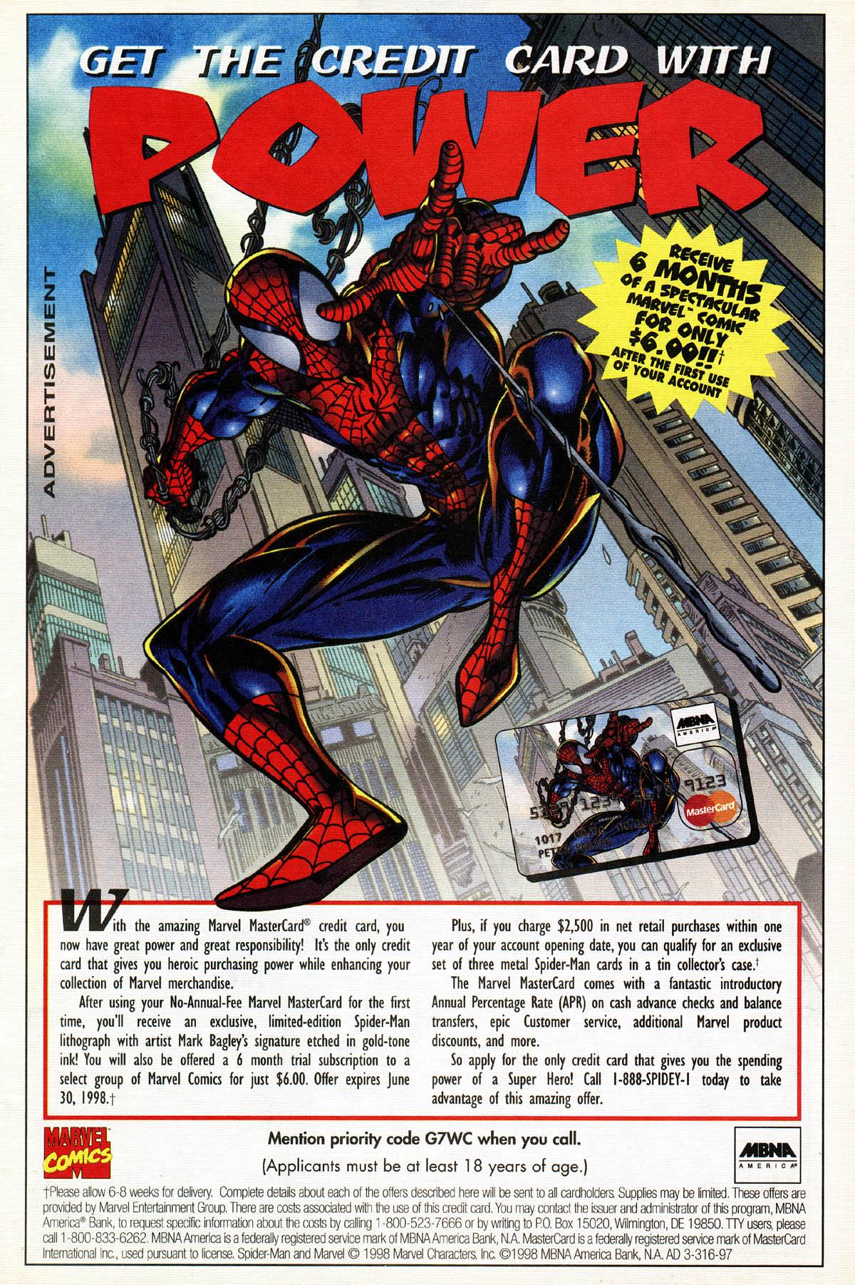 Read online Alpha Flight (1997) comic -  Issue #14 - 8