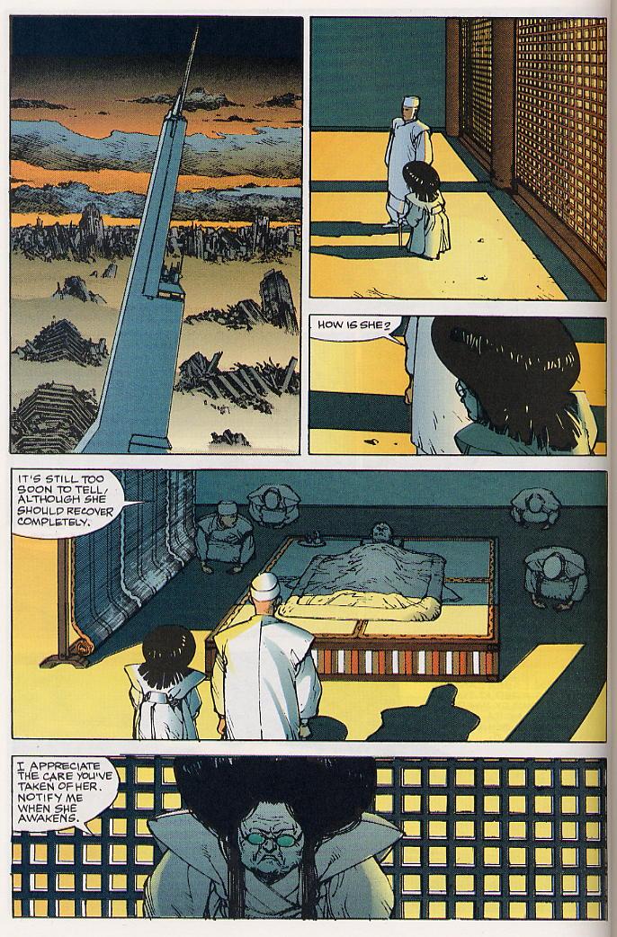 Read online Akira comic -  Issue #24 - 36