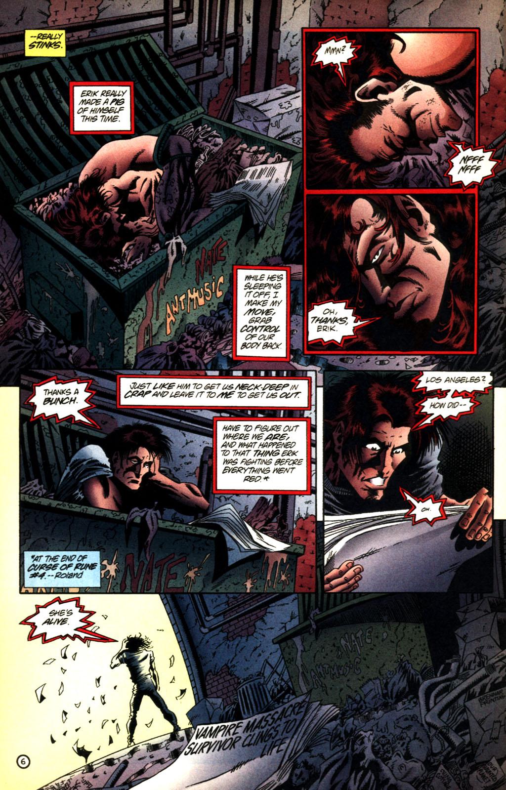Read online Rune (1995) comic -  Issue # _Infinity - 8