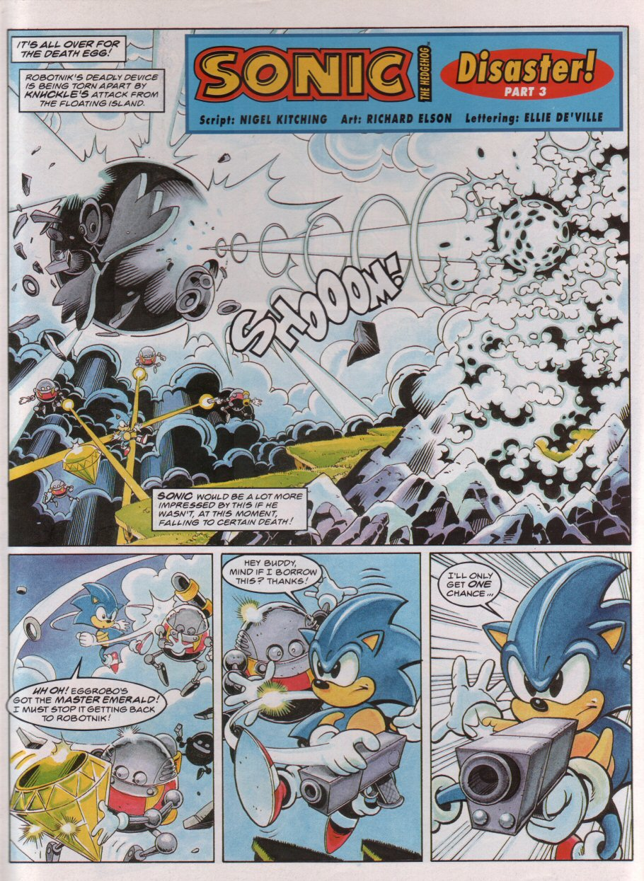 Read online Sonic the Comic comic -  Issue #53 - 3