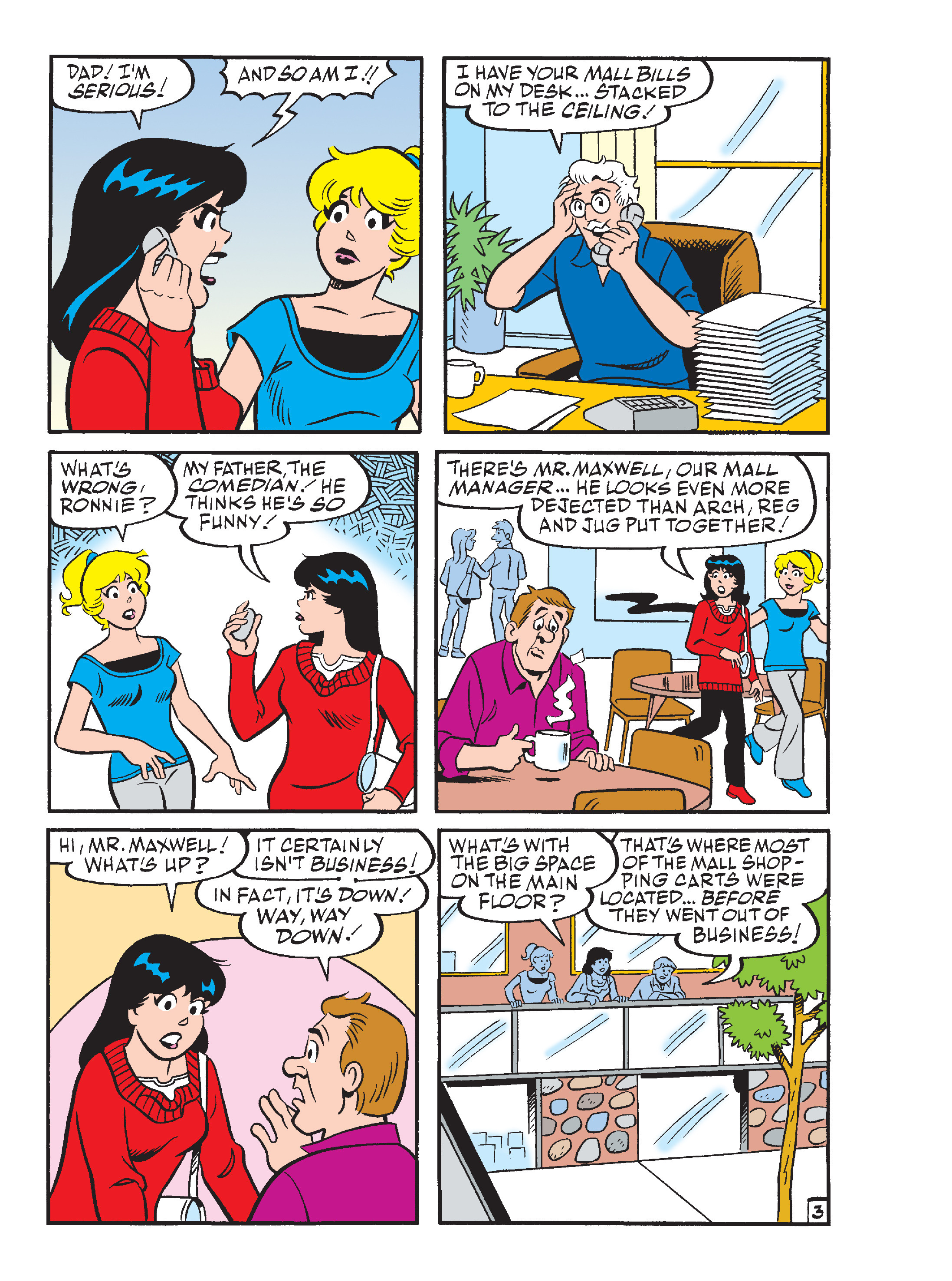 Read online World of Archie Double Digest comic -  Issue #64 - 84