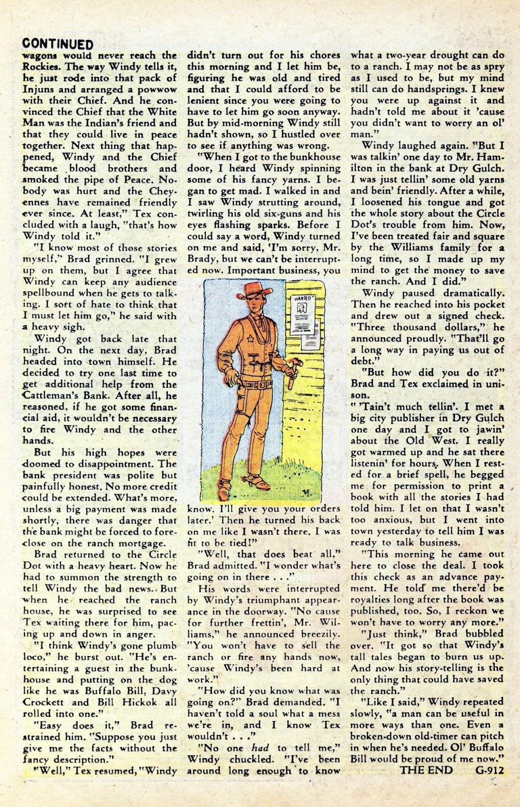 Gunsmoke Western issue 65 - Page 26