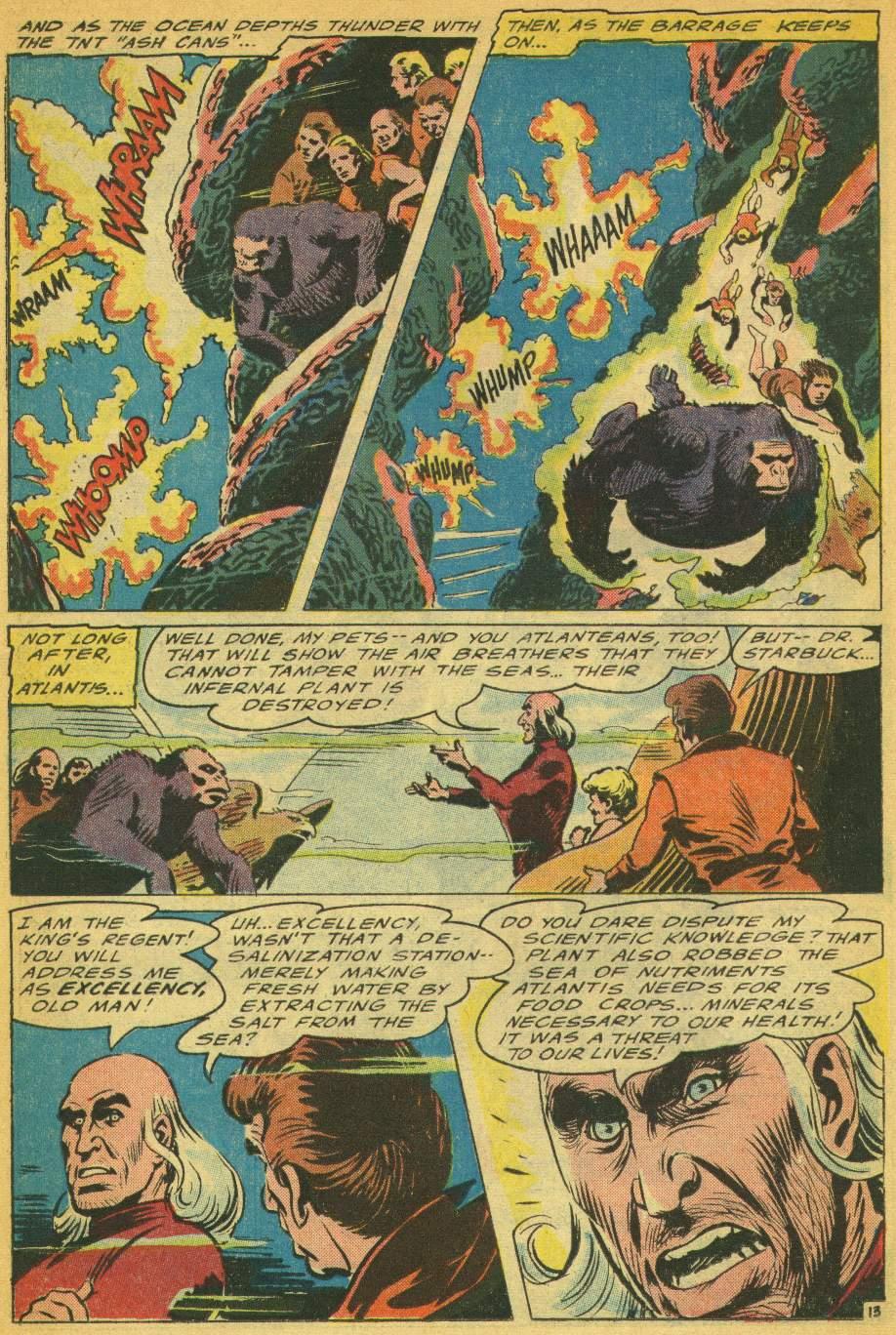 Read online Aquaman (1962) comic -  Issue #28 - 18