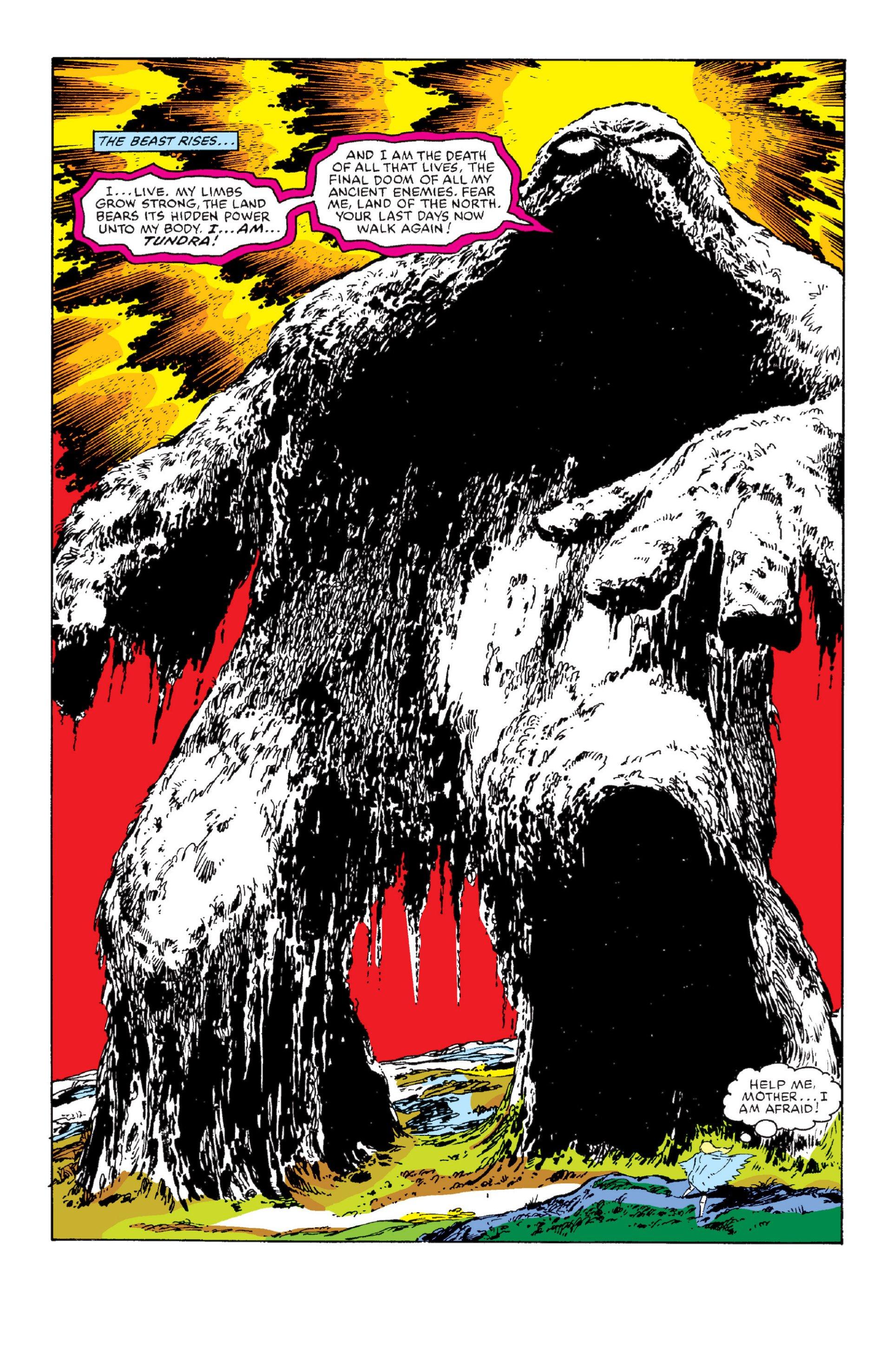 Read online Alpha Flight (1983) comic -  Issue #1 - 23