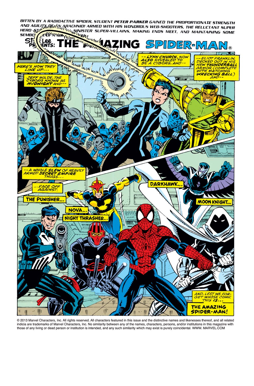 The Amazing Spider-Man (1963) 358 Page 1