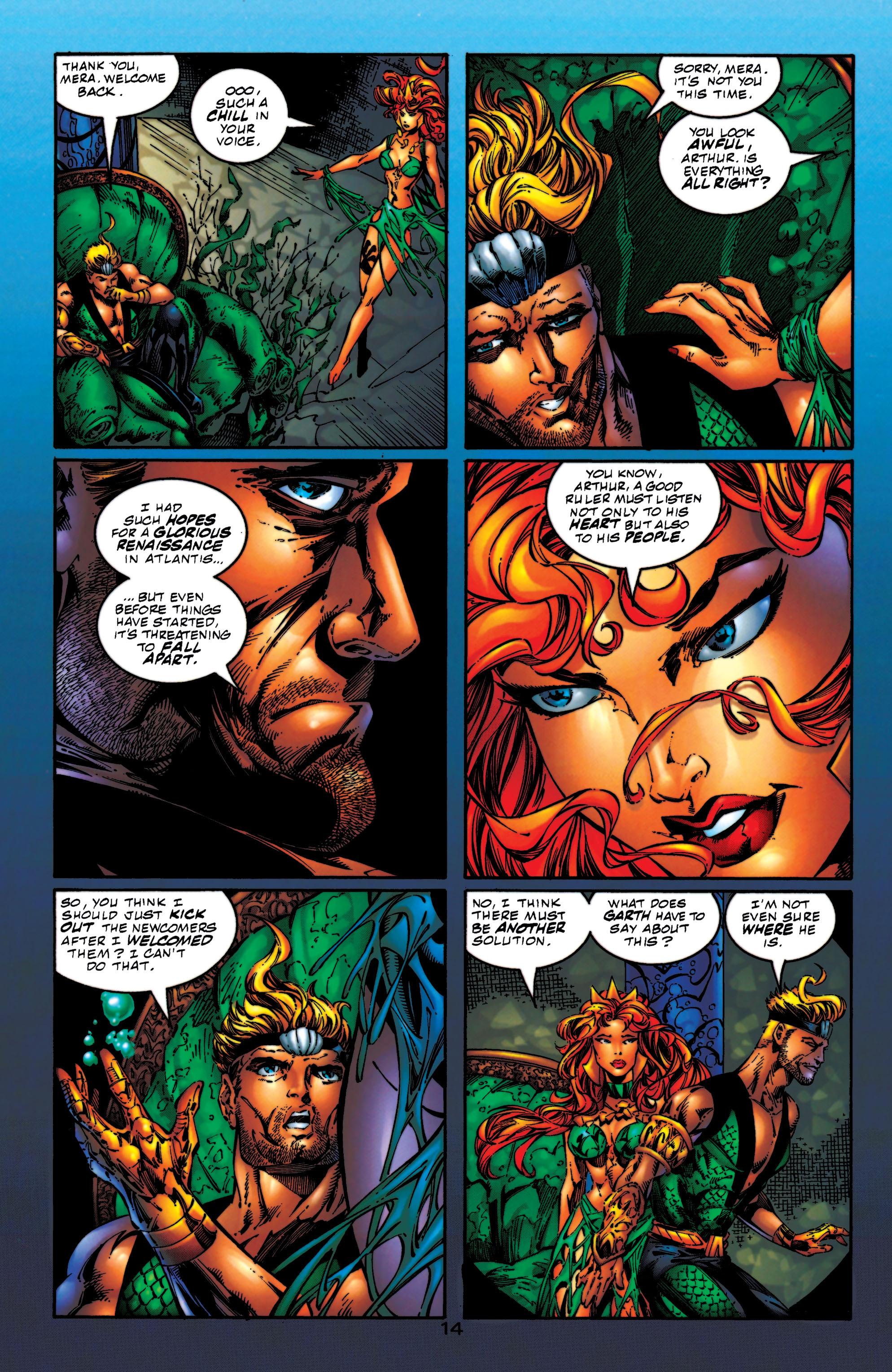 Read online Aquaman (1994) comic -  Issue #56 - 14