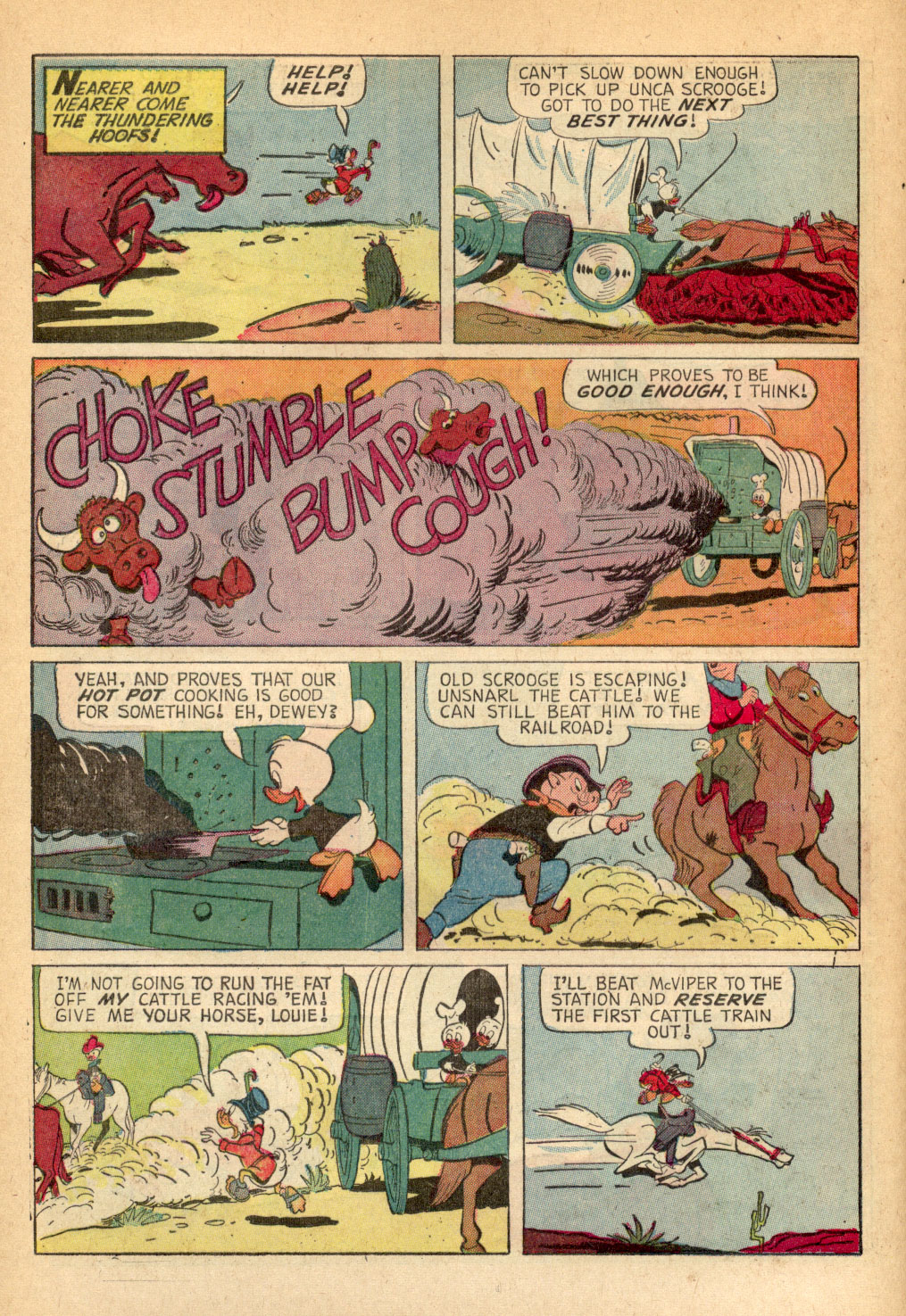 Read online Uncle Scrooge (1953) comic -  Issue #69 - 24