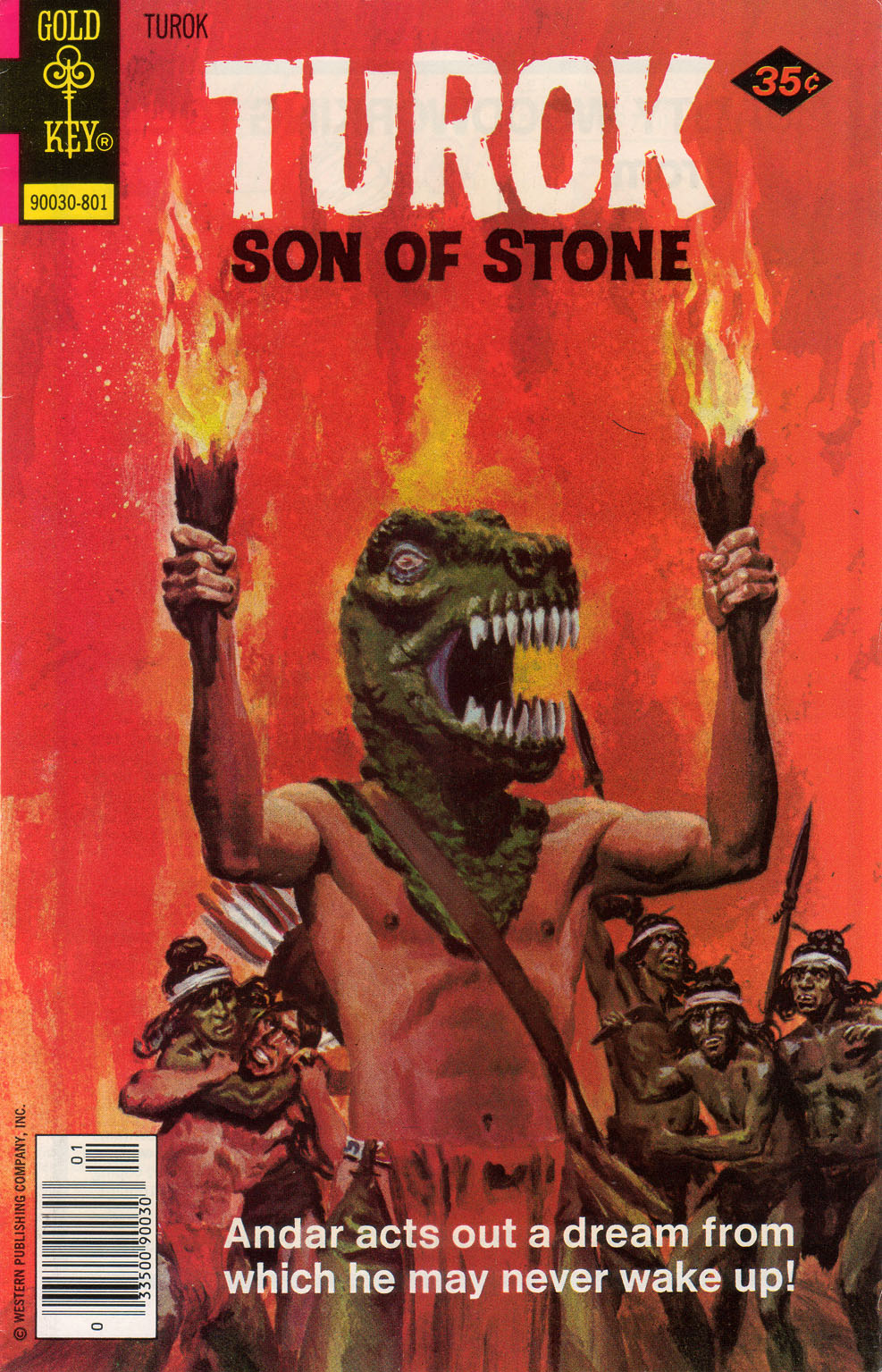 Read online Turok, Son of Stone comic -  Issue #113 - 1