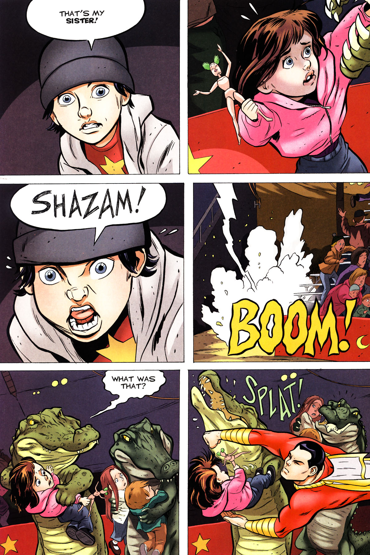 Read online Shazam!: The Monster Society of Evil comic -  Issue #2 - 17