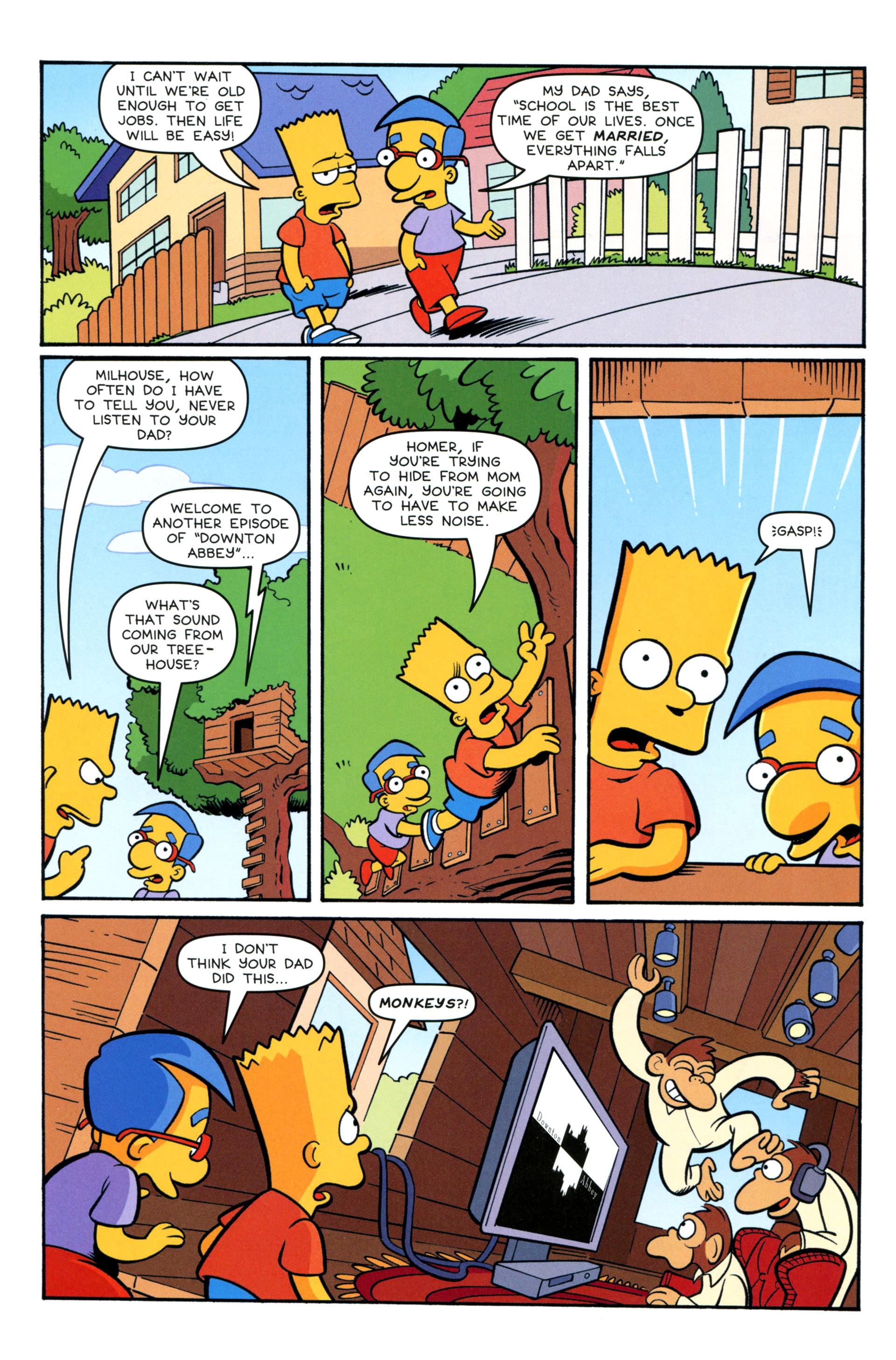Read online Simpsons Comics Presents Bart Simpson comic -  Issue #86 - 4