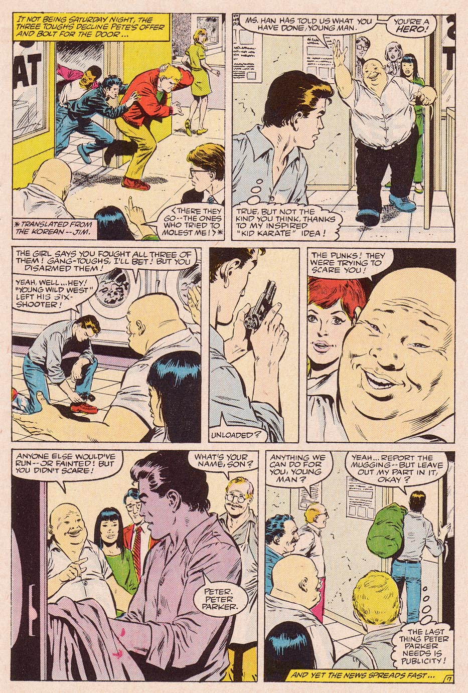 Web of Spider-Man (1985) Issue #11 #21 - English 8