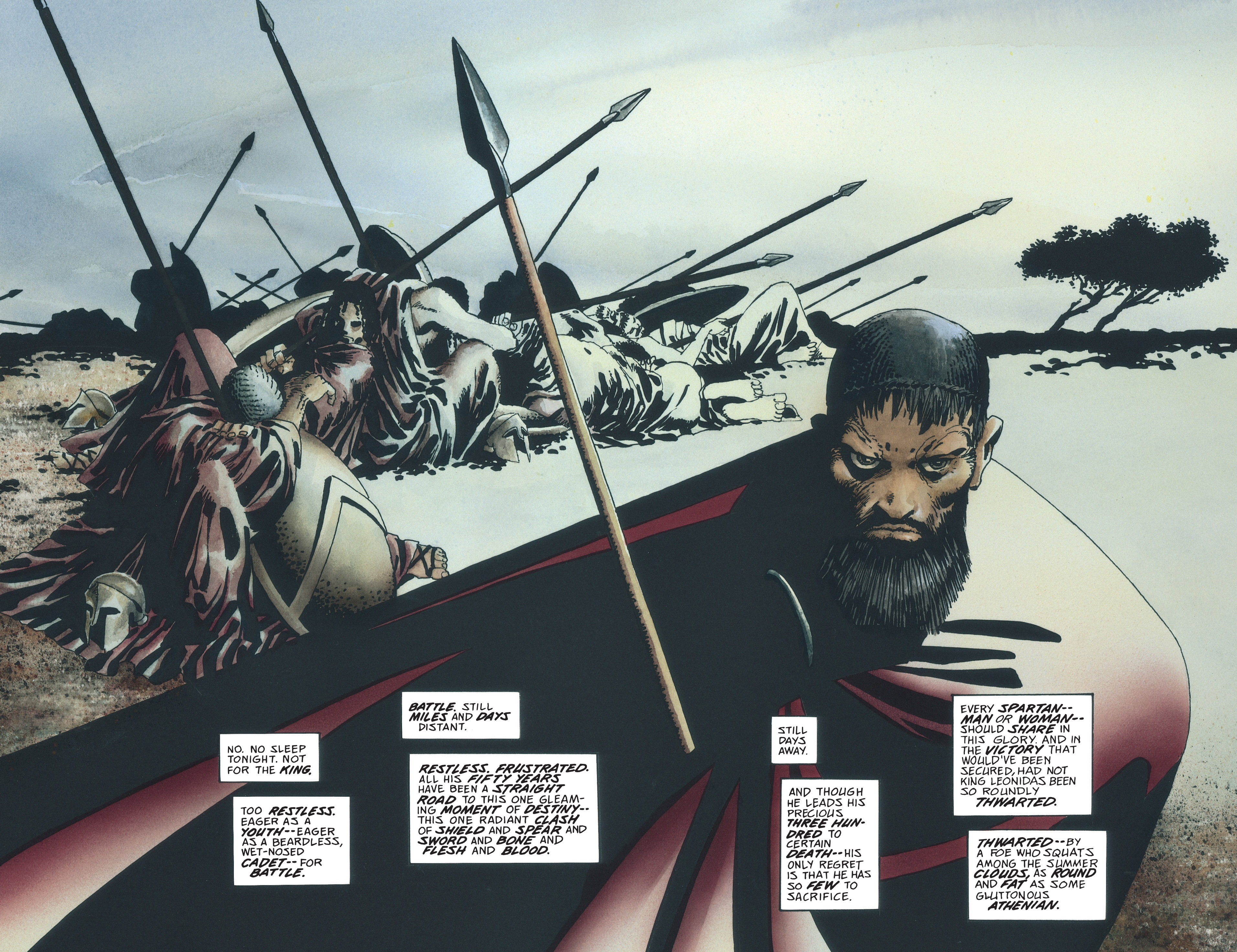 Read online 300 comic -  Issue #300 TPB - 21