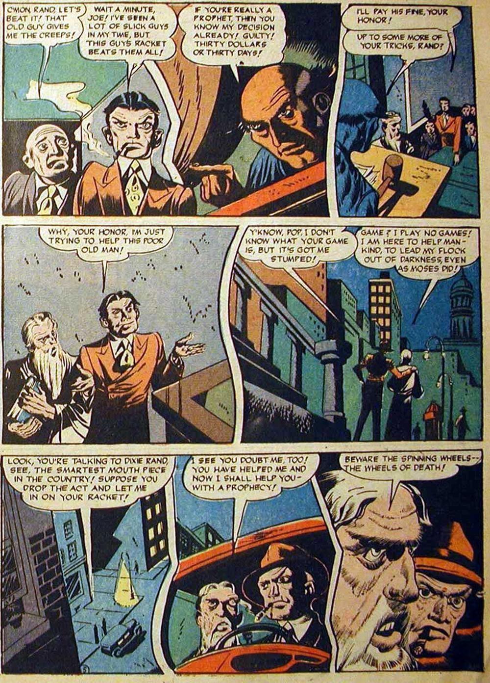 Hangman Comics issue 5 - Page 7