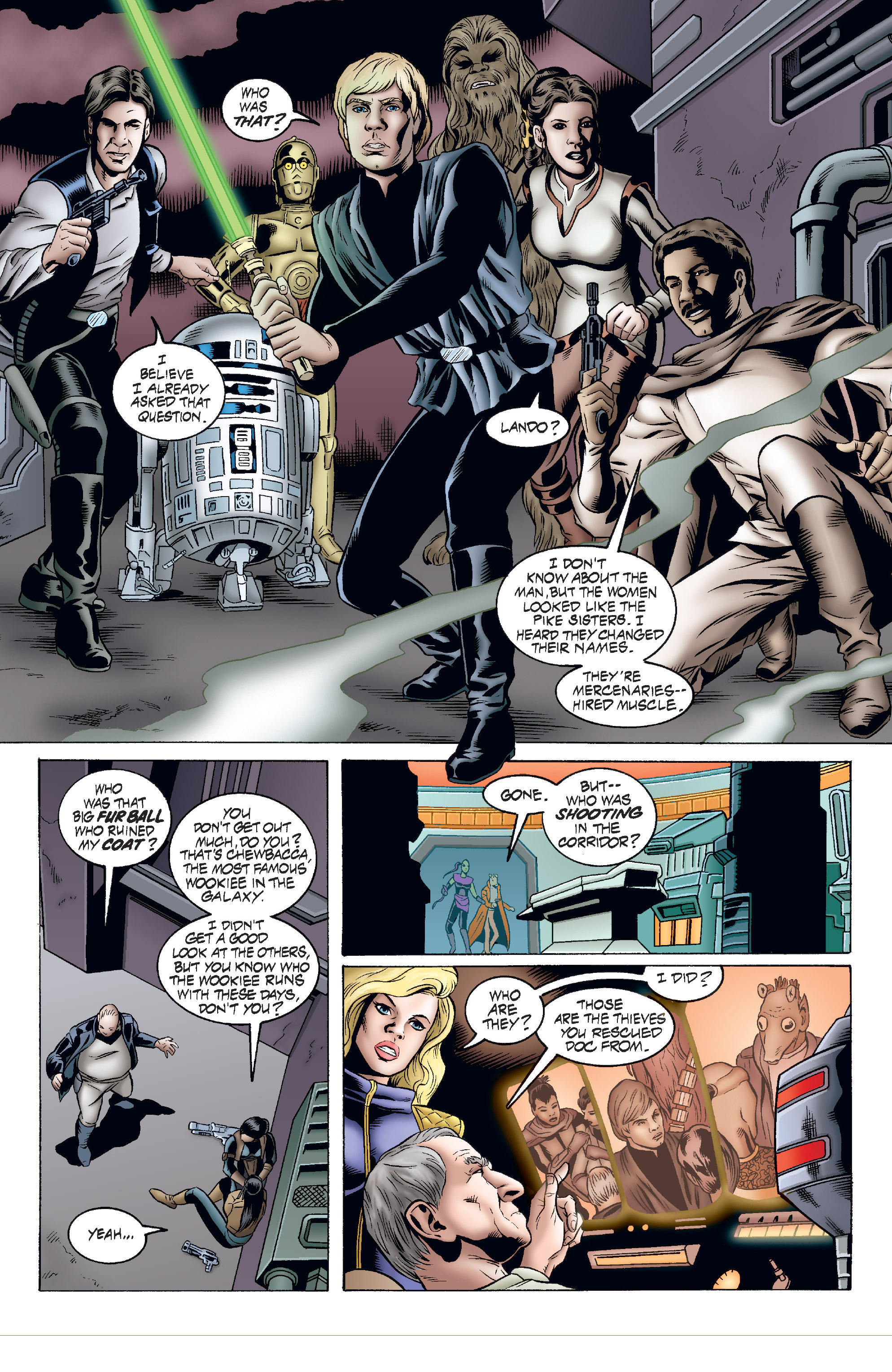 Read online Star Wars Omnibus comic -  Issue # Vol. 11 - 393