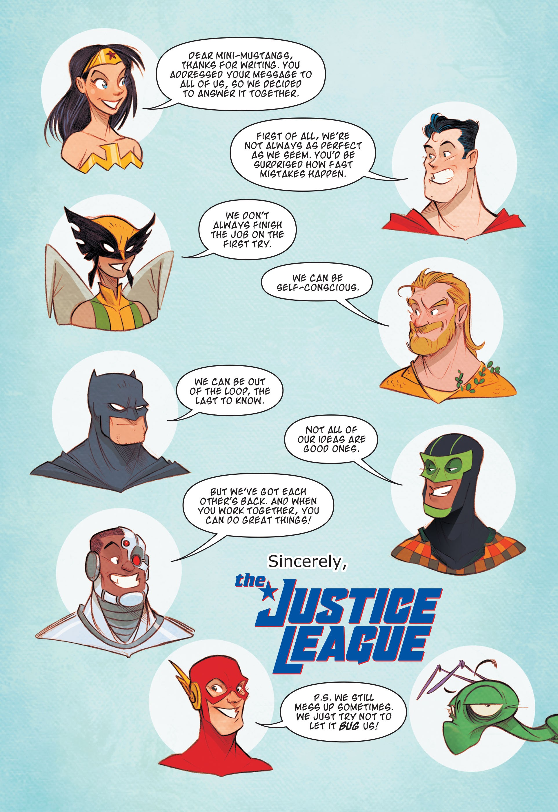 Dear Justice League #TPB_(Part_2) #1 - English 34