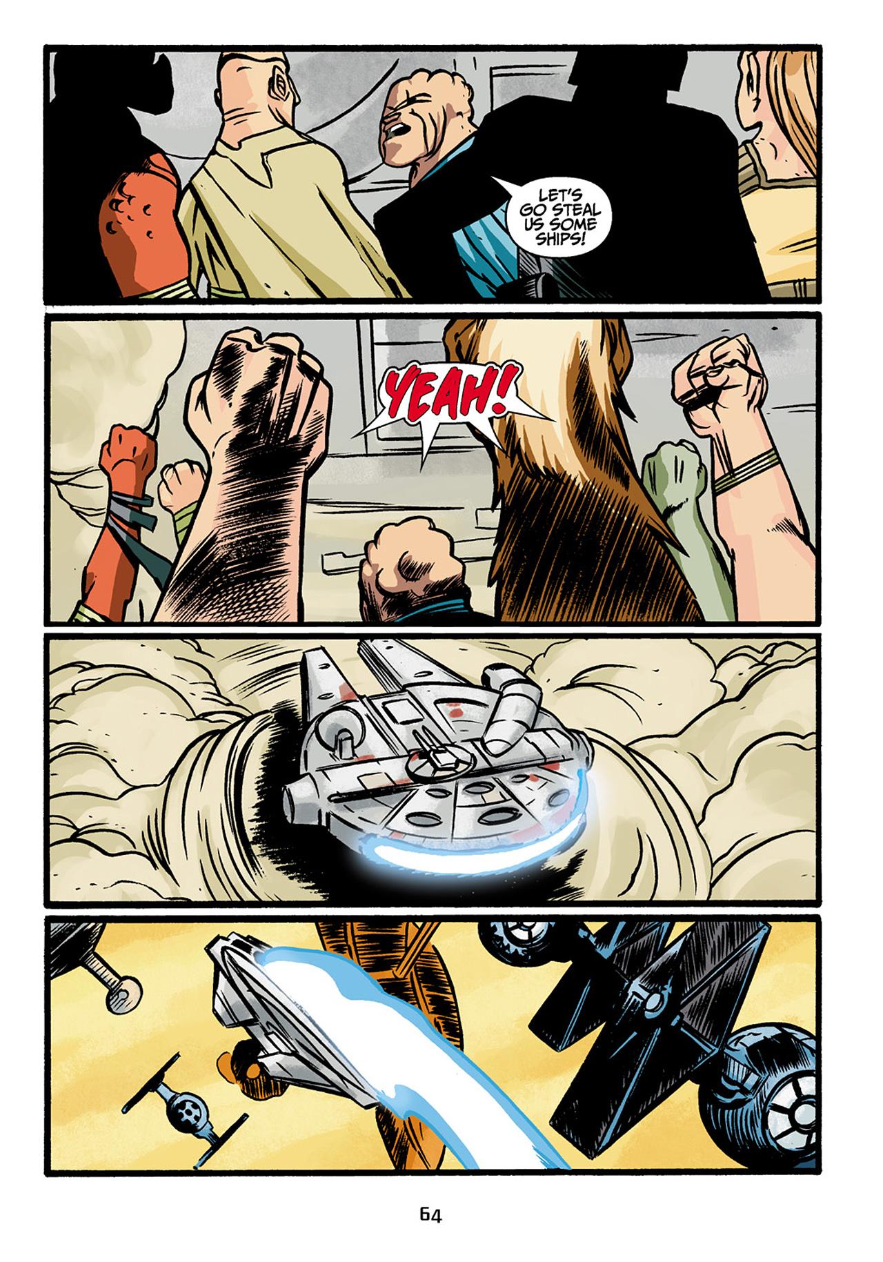 Read online Star Wars Omnibus comic -  Issue # Vol. 33 - 66