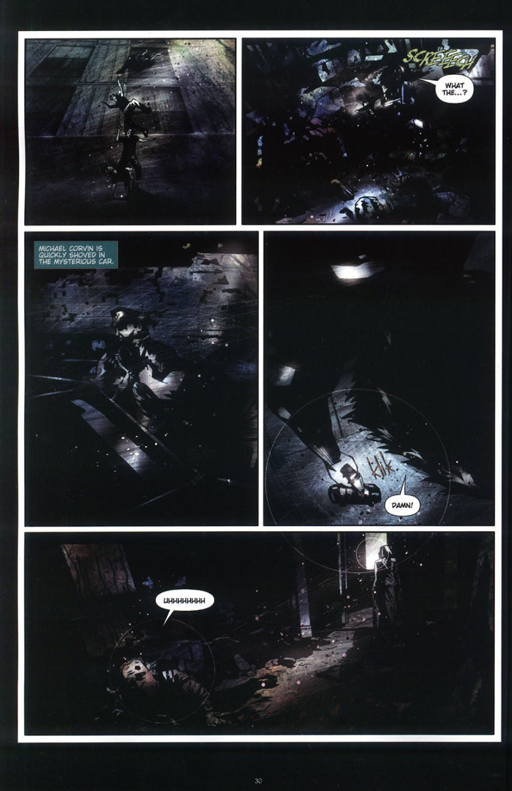 Read online Underworld (2003) comic -  Issue # Full - 32