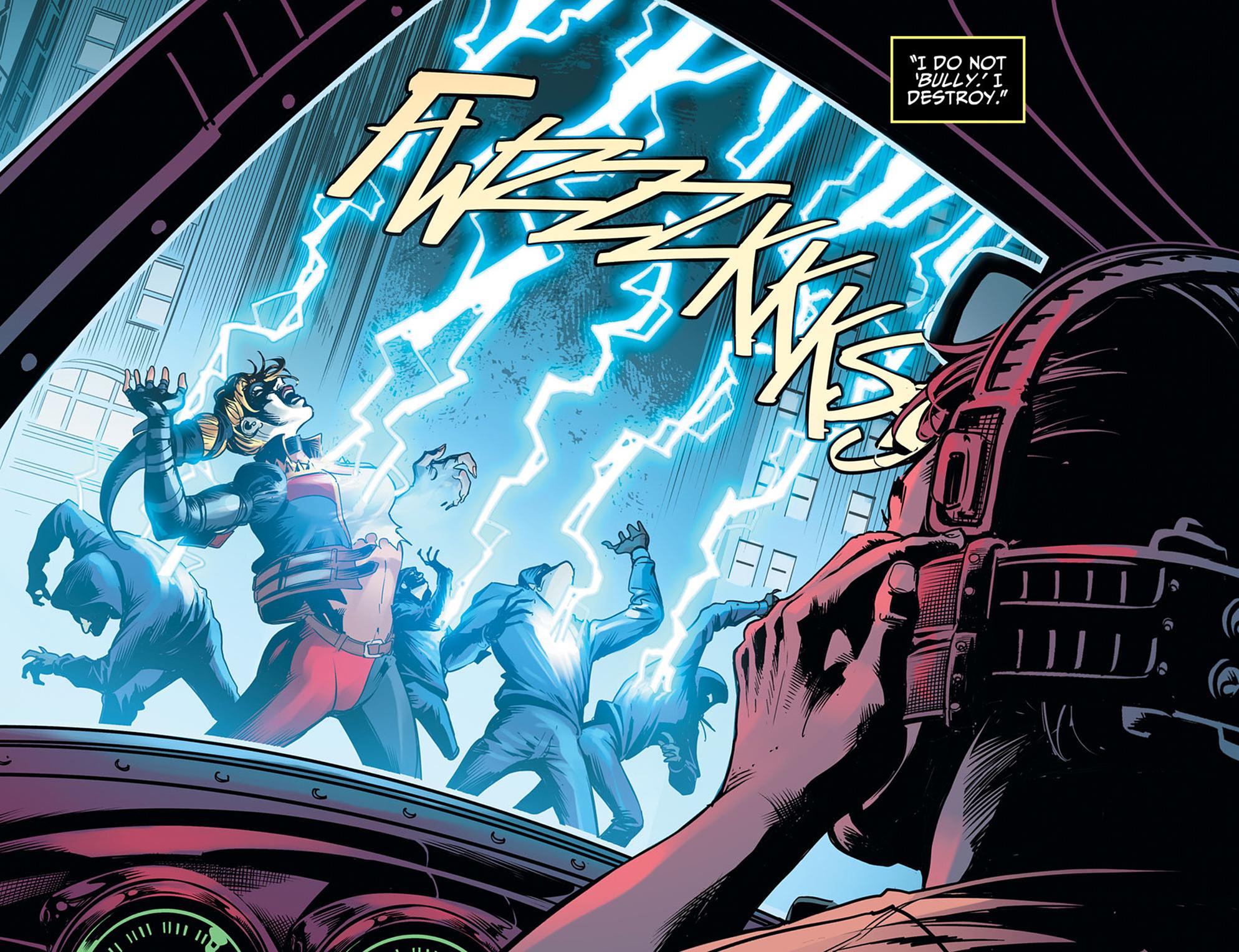 Read online Injustice: Ground Zero comic -  Issue #11 - 17