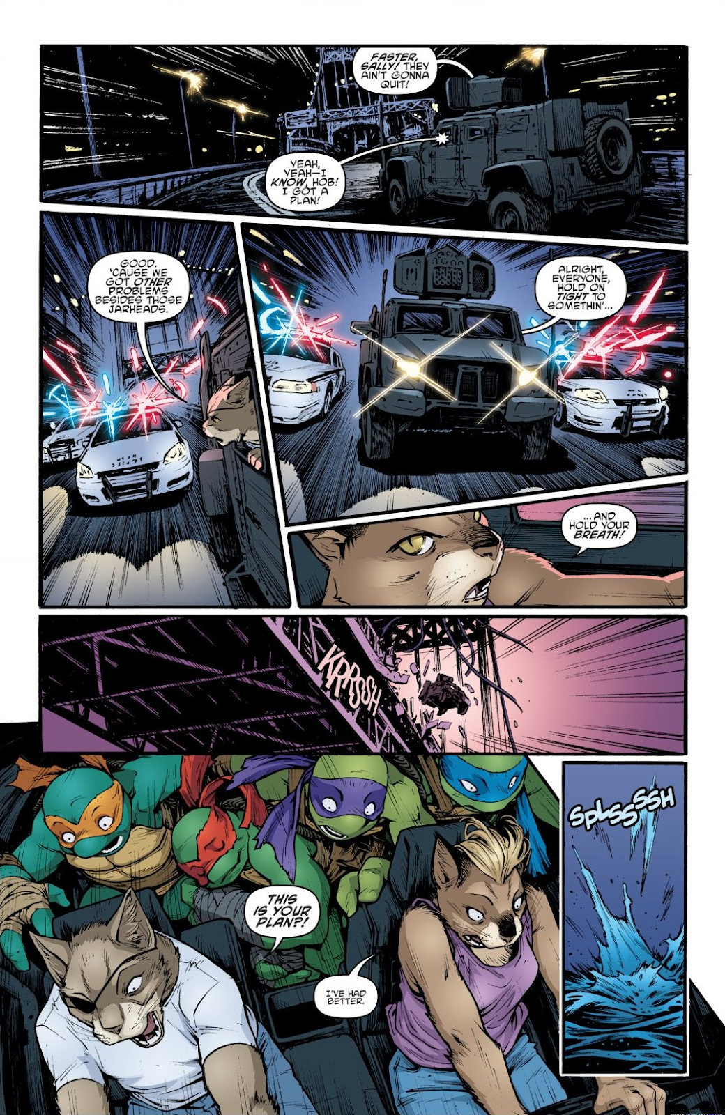 Read online Teenage Mutant Ninja Turtles: The IDW Collection comic -  Issue # TPB 9 (Part 1) - 67