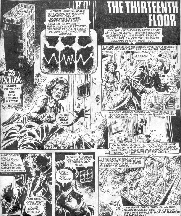 Read online The Thirteenth Floor (2007) comic -  Issue # Full - 37