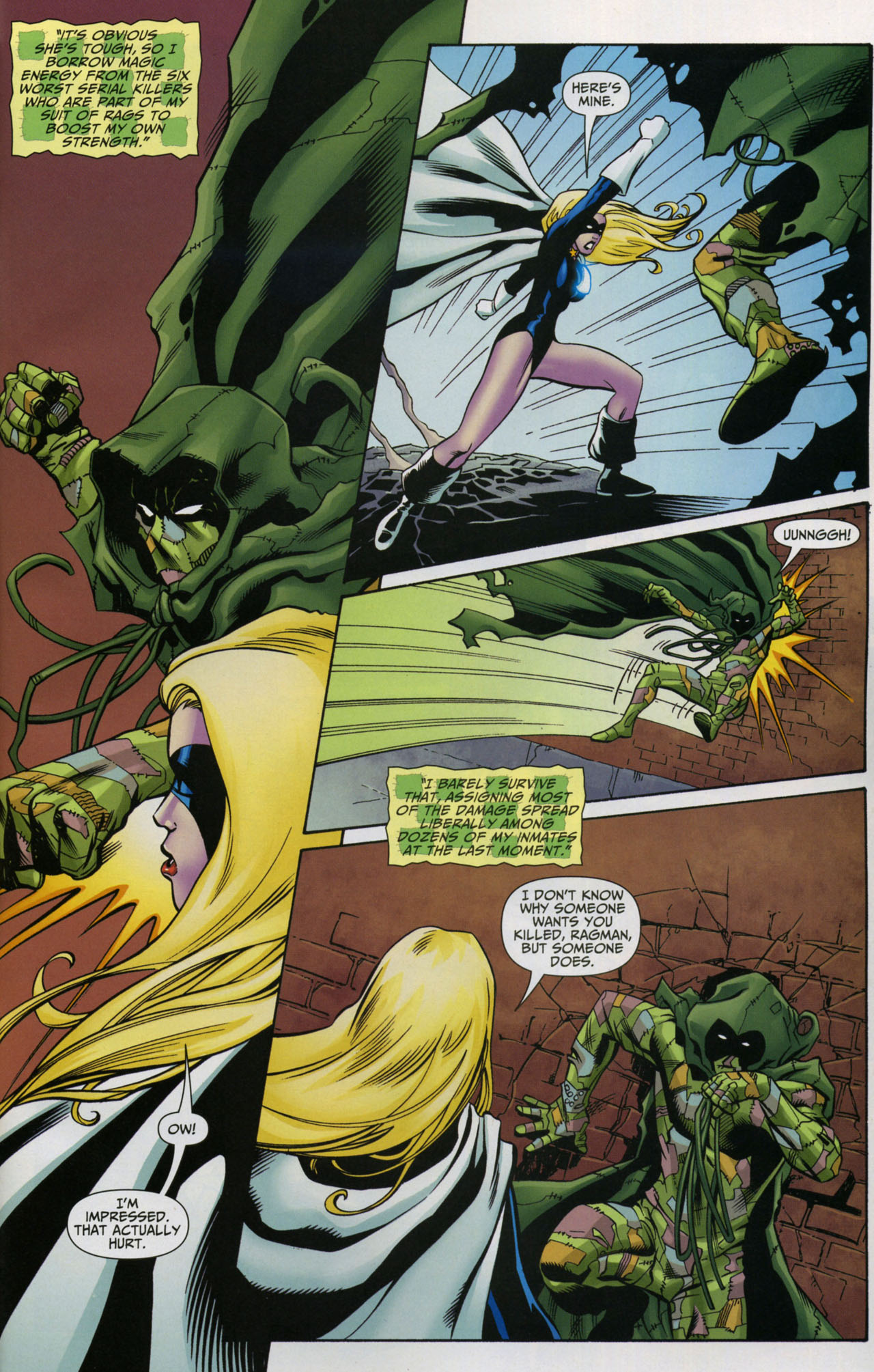 Read online Shadowpact comic -  Issue #5 - 20