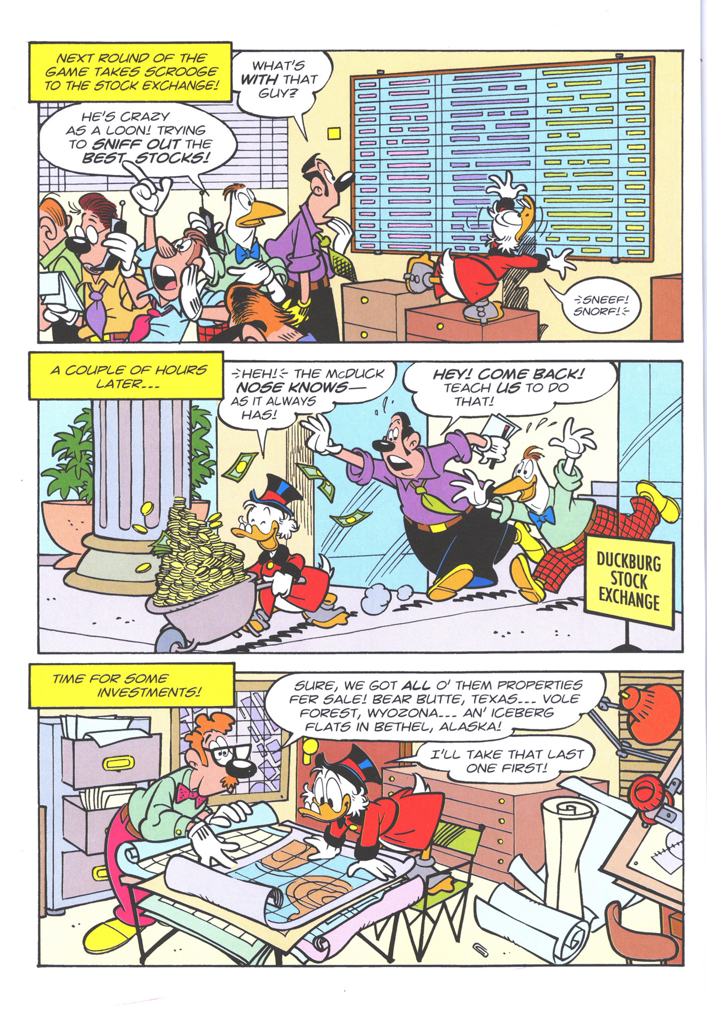 Read online Uncle Scrooge (1953) comic -  Issue #370 - 26