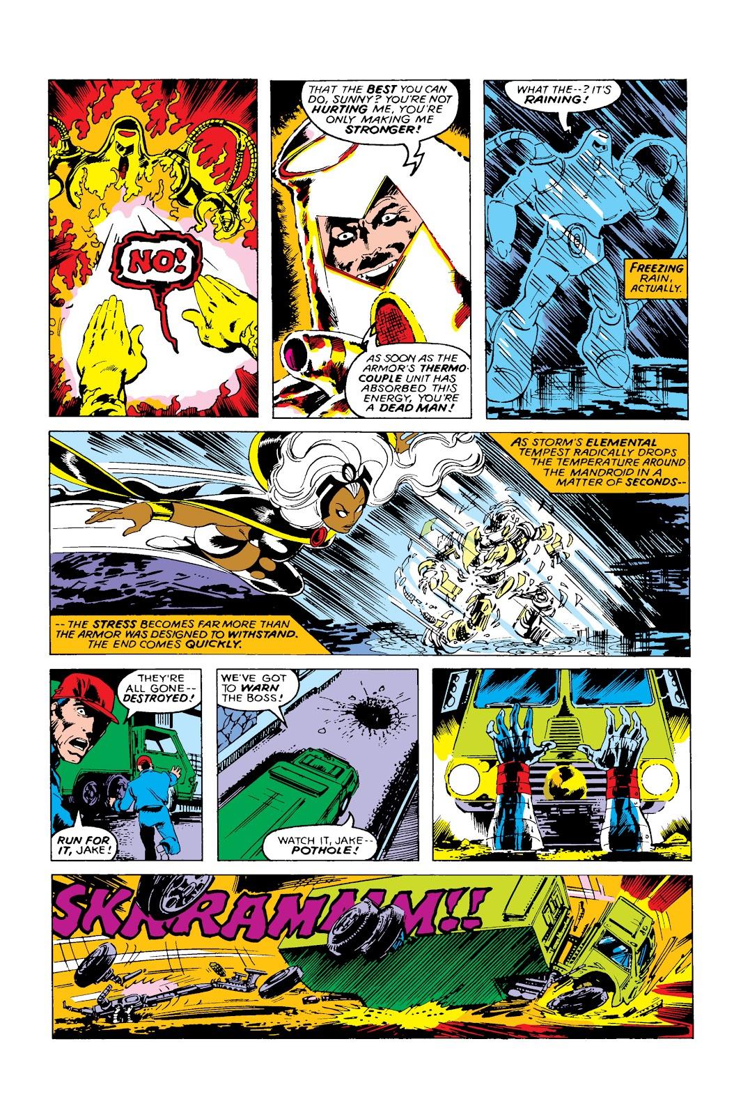 Uncanny X-Men (1963) issue 118 - Page 16