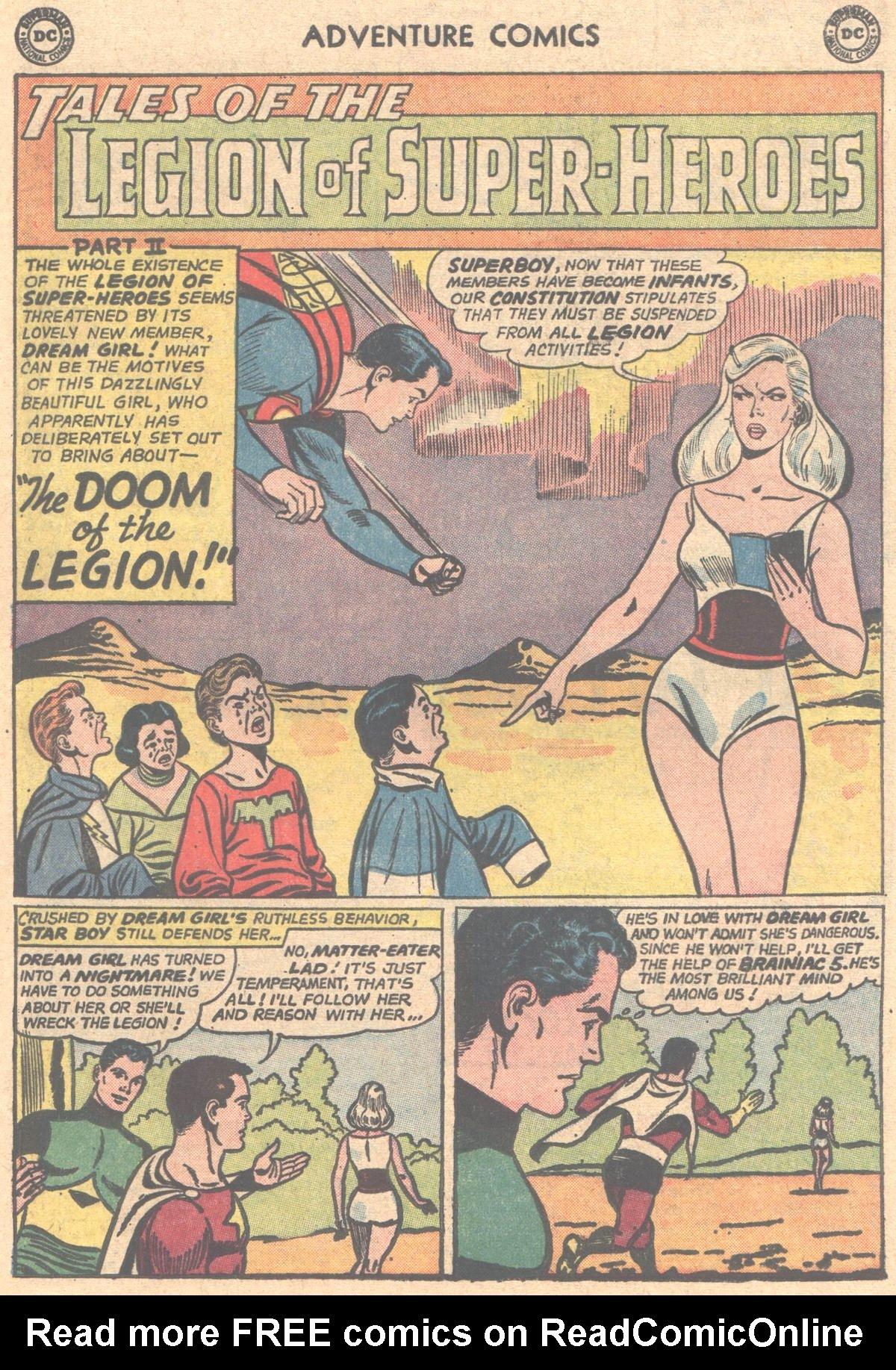 Read online Adventure Comics (1938) comic -  Issue #317 - 14