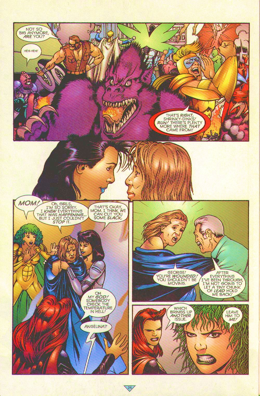 Read online Trinity Angels comic -  Issue #12 - 24