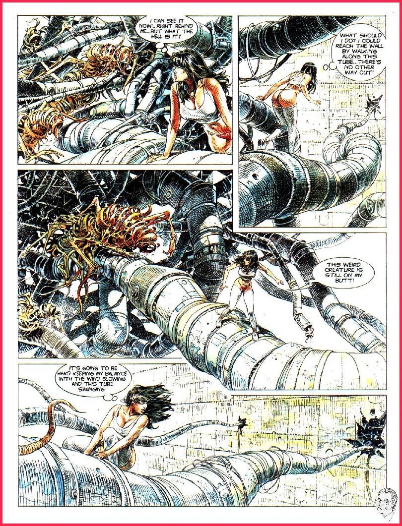 Druuna Issue 1 | Read Druuna Issue 1 comic online in high