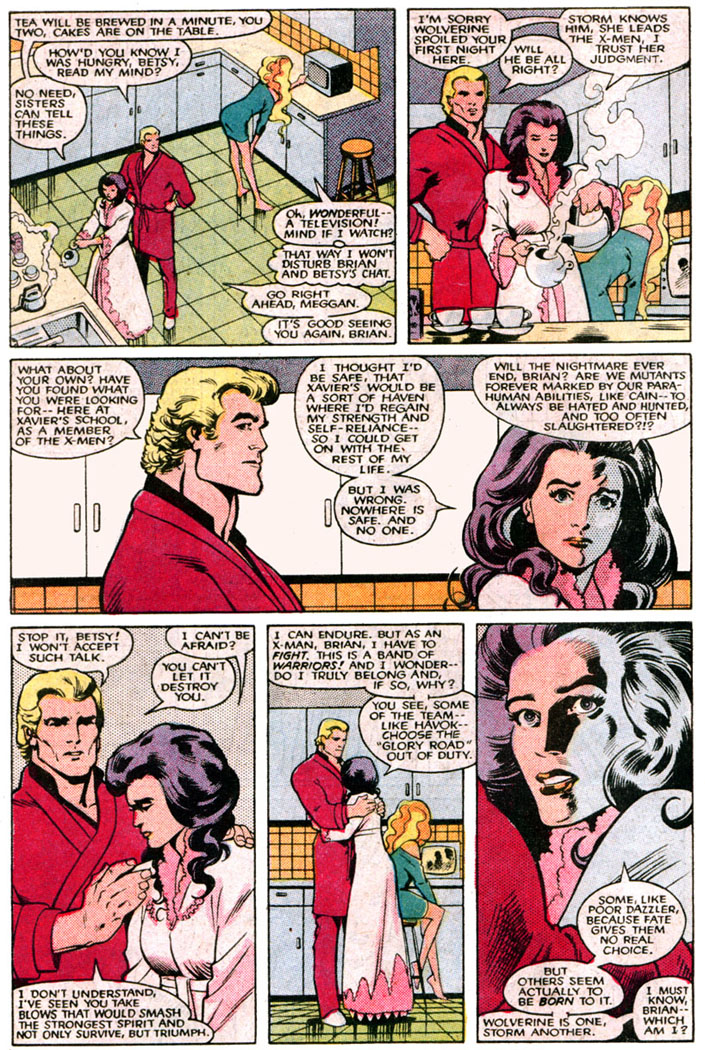 Uncanny X-Men (1963) issue _Annual_11 - Page 5