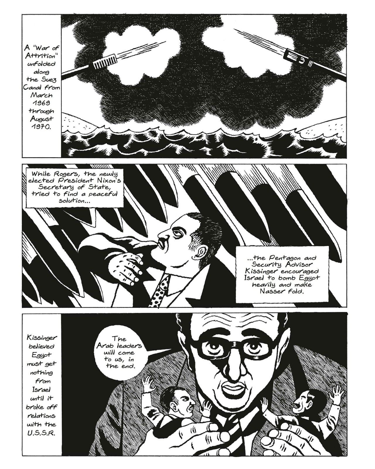 Best of Enemies: A History of US and Middle East Relations issue TPB_2 - Page 42