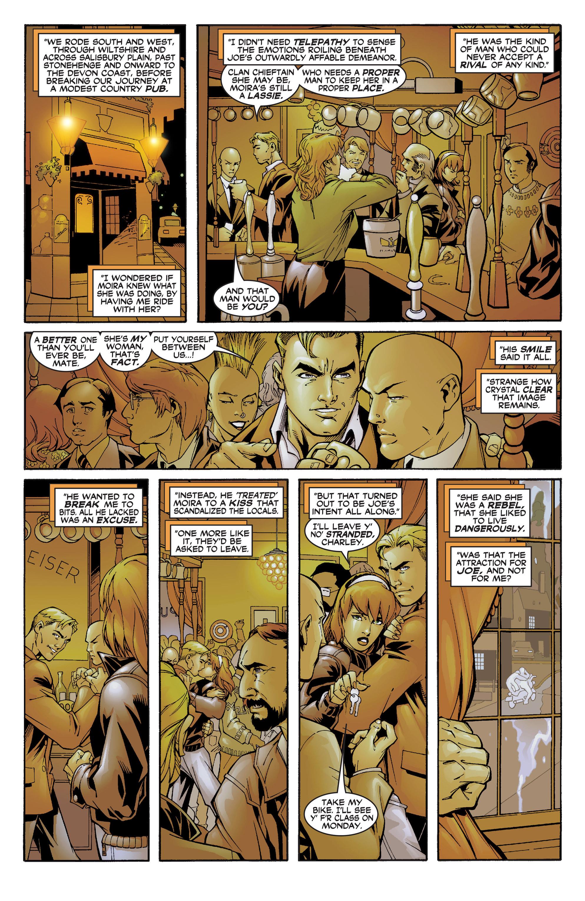Read online Uncanny X-Men (1963) comic -  Issue #389 - 7