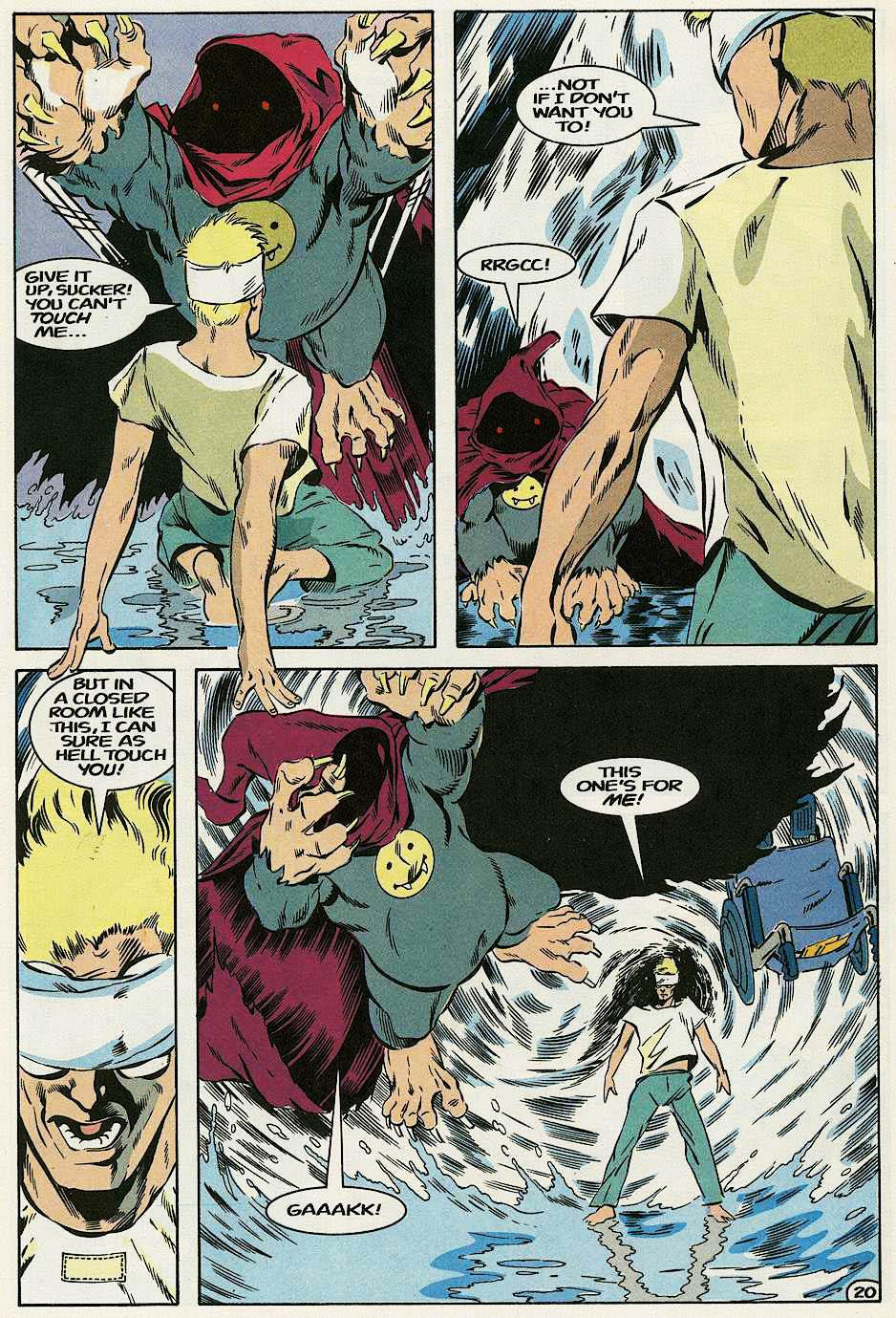 Elementals (1984) issue 17 - Page 22