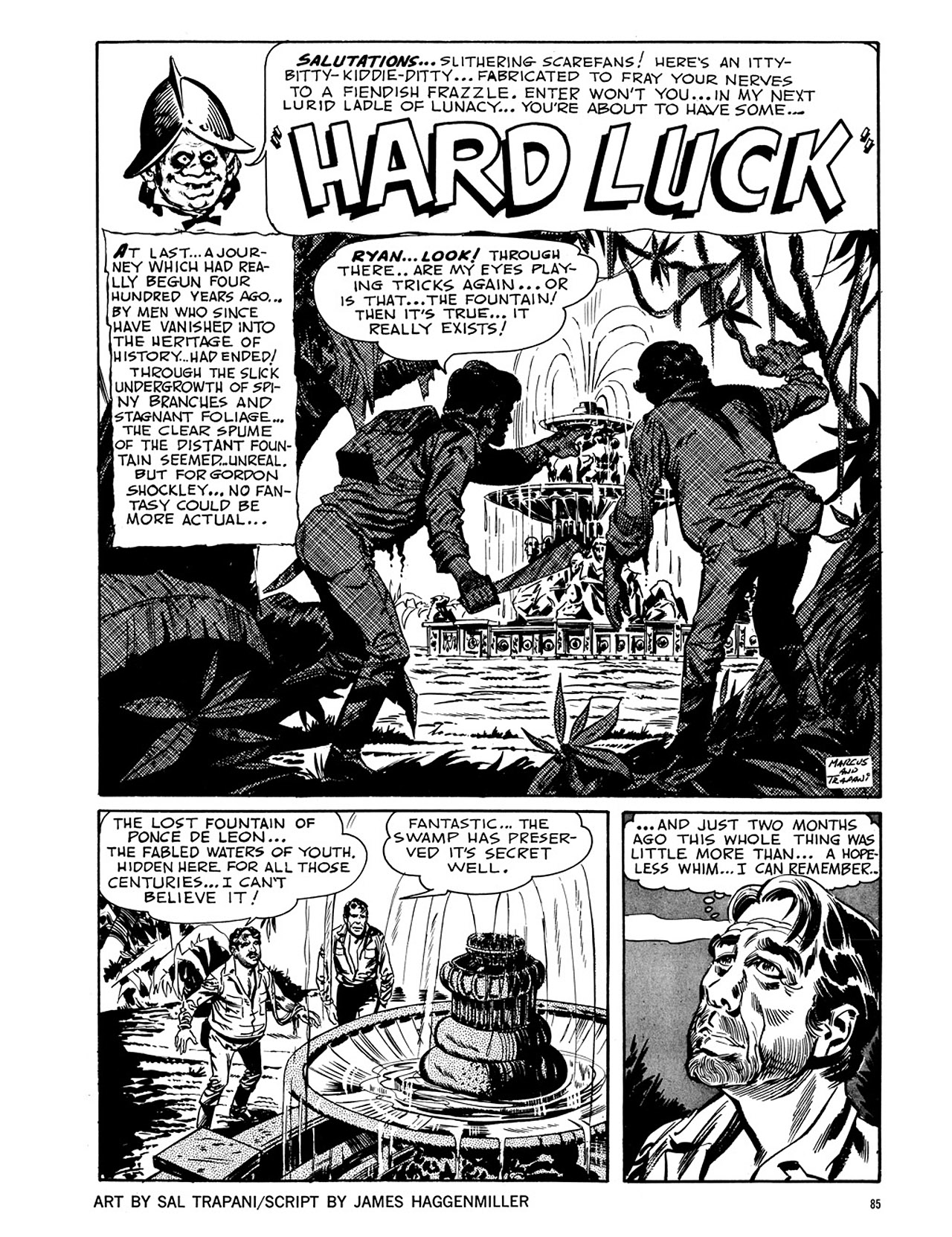 Read online Eerie Archives comic -  Issue # TPB 4 - 86