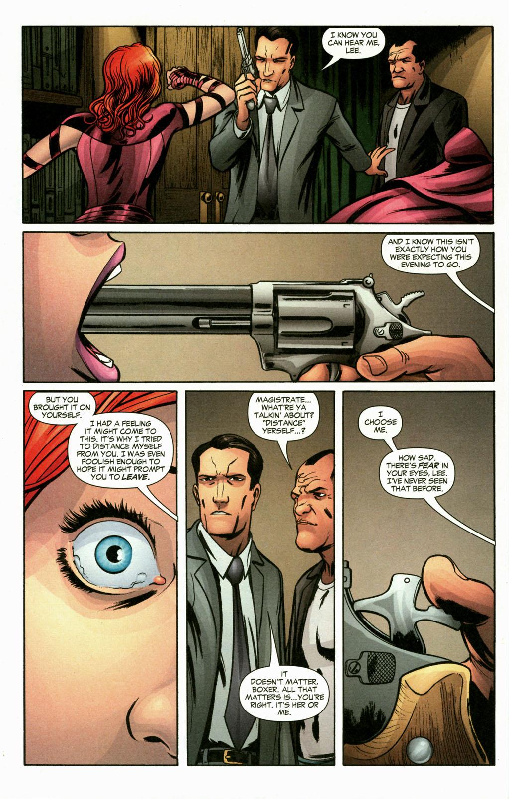 Read online Fallen Angel (2003) comic -  Issue #16 - 20