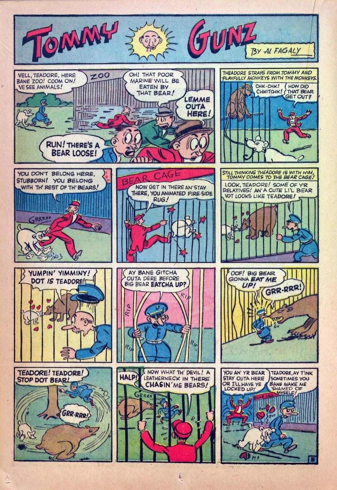 Read online Joker Comics comic -  Issue #5 - 28
