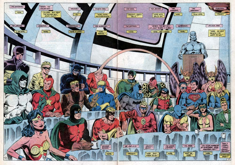 Read online All-Star Squadron comic -  Issue #31 - 15