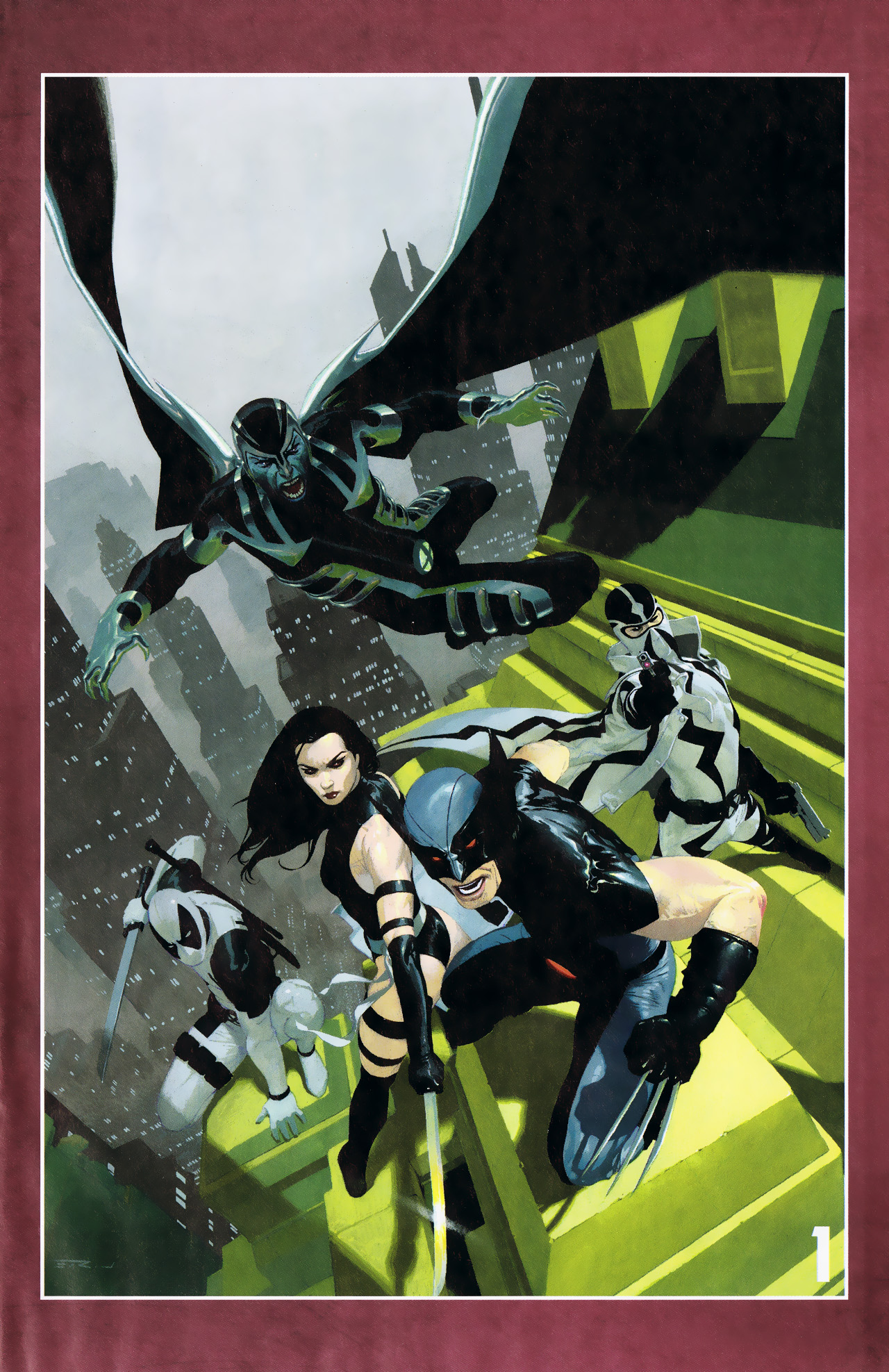 Read online Uncanny X-Force: The Apocalypse Solution comic -  Issue # Full - 3