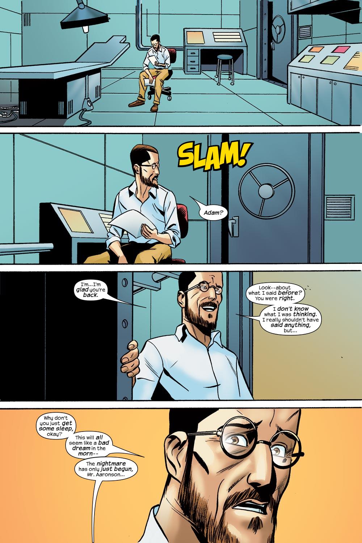 Read online Machine Teen comic -  Issue #3 - 22