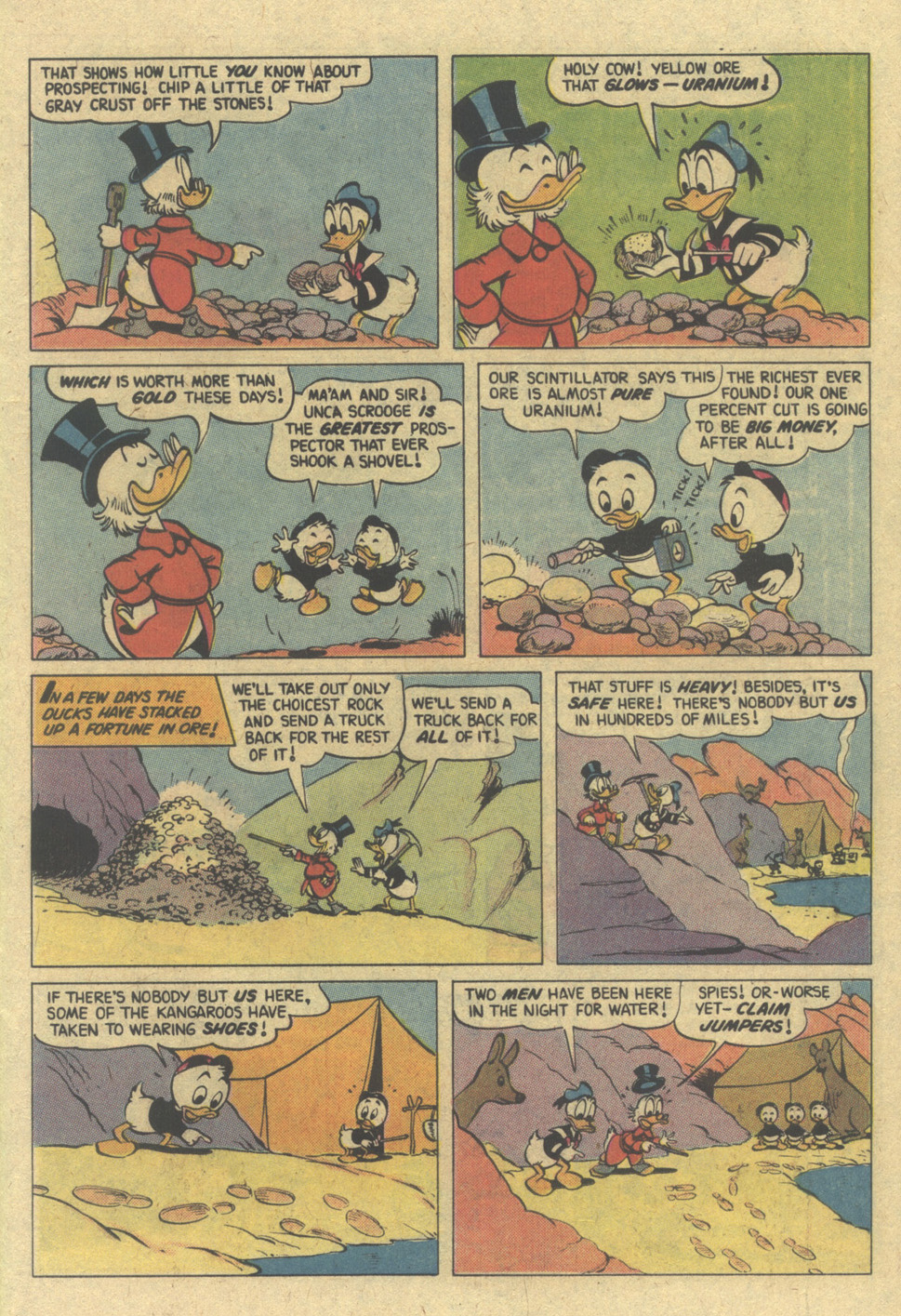 Read online Uncle Scrooge (1953) comic -  Issue #148 - 11